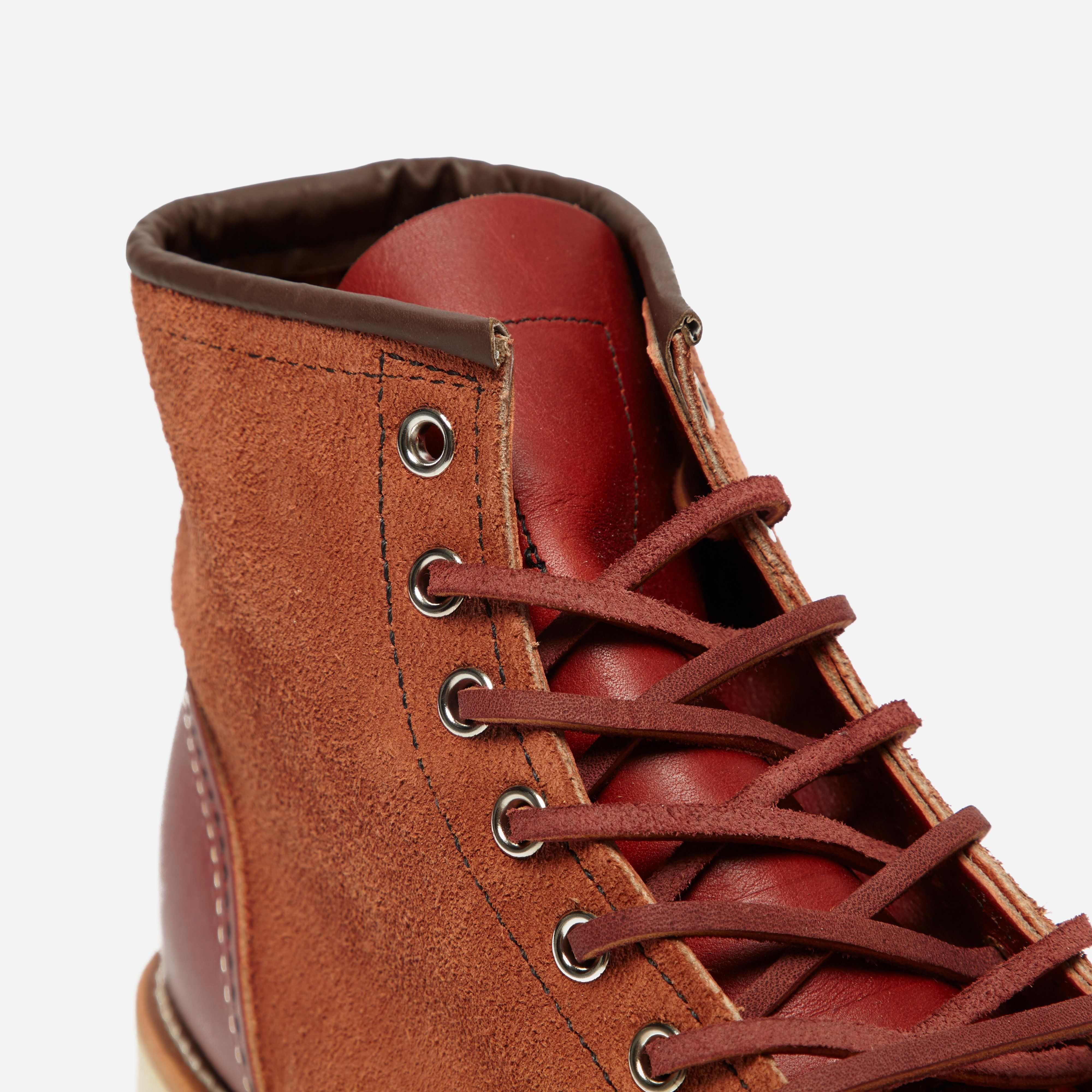 Red Wing 8819 Two Tone Moc Toe