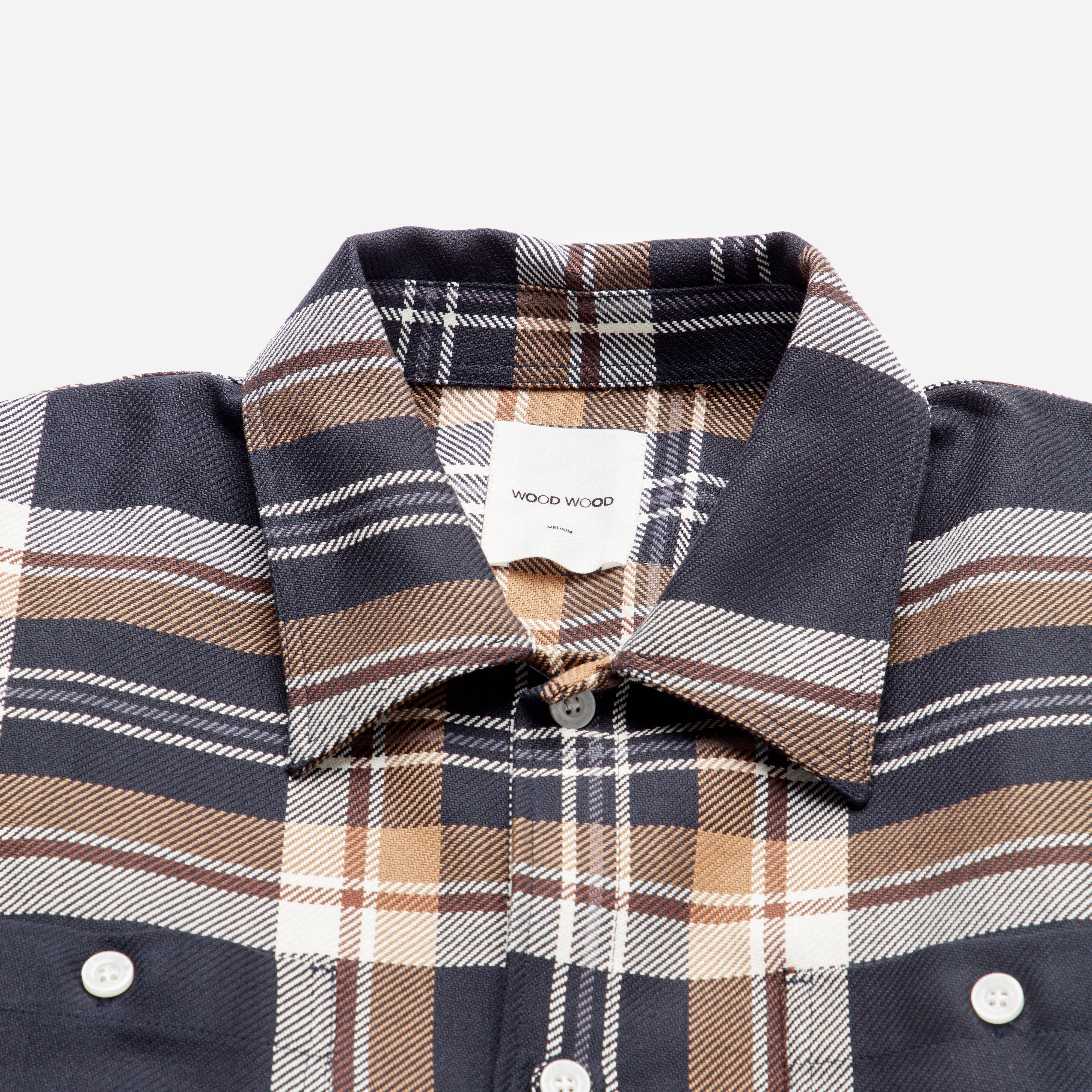 Wood Wood Franco Shirt
