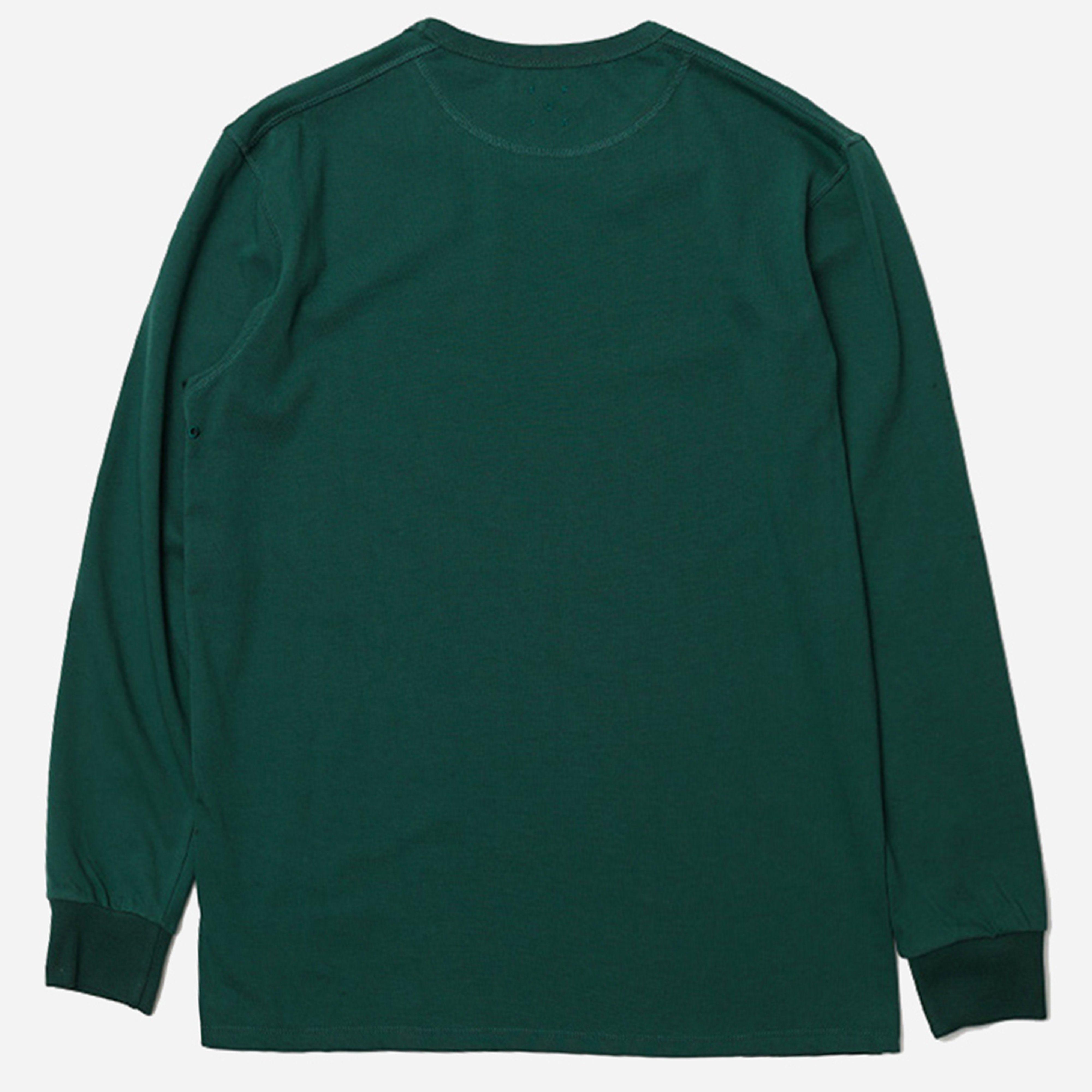 Pop Trading Company Lines Longsleeve T-Shirt