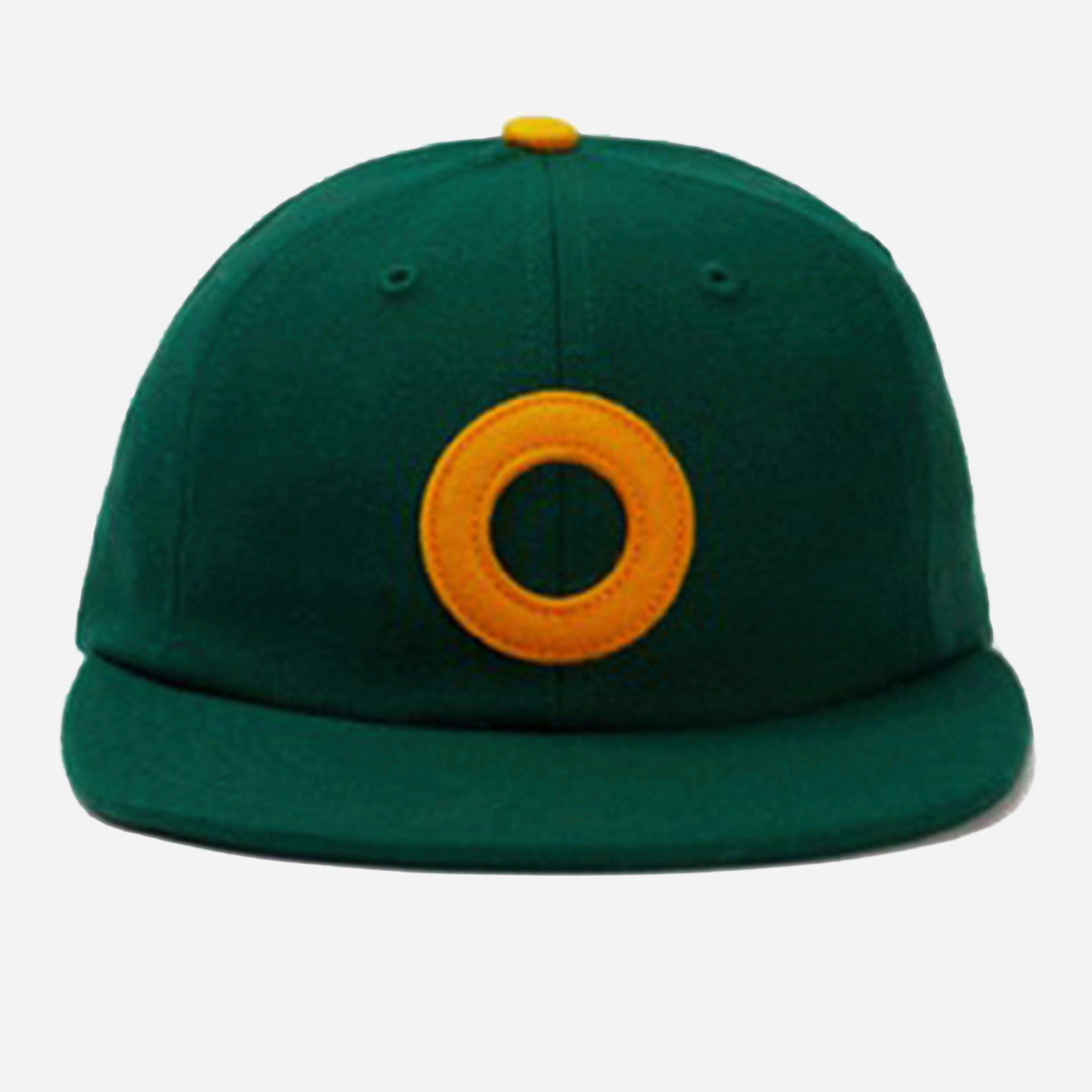Pop Trading Company Lines O 6 Panel Hat