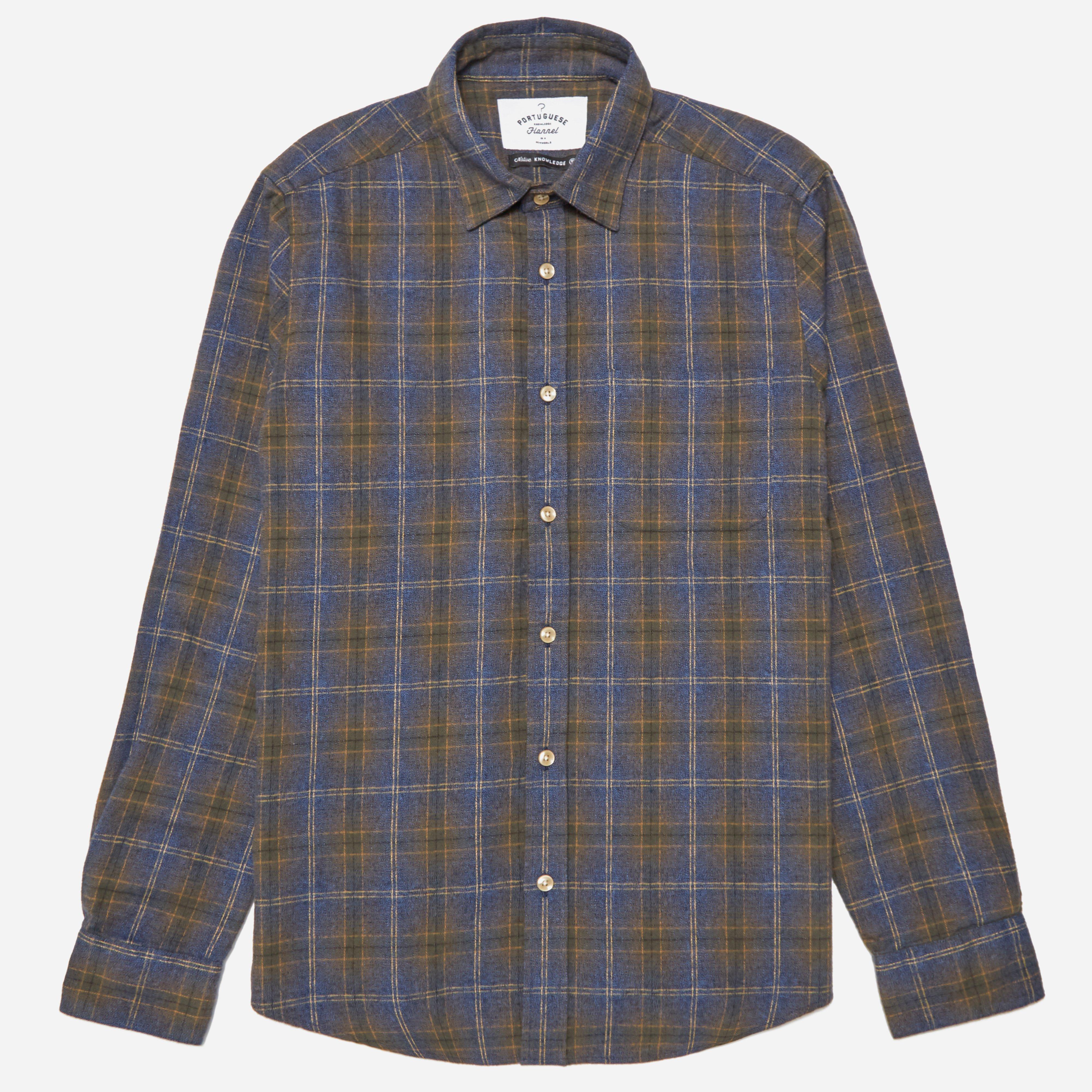 Portuguese Flannel Lobito Shirt