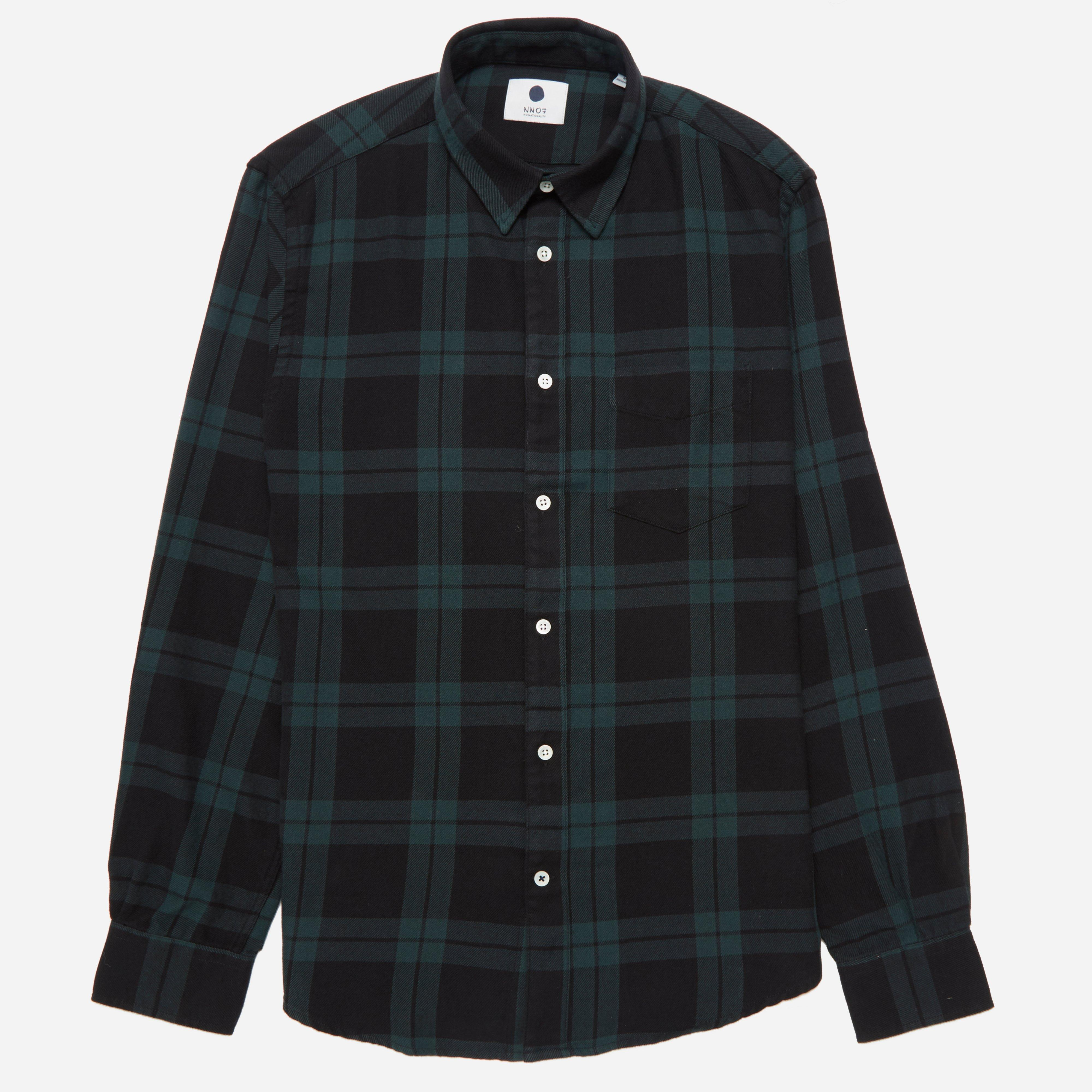 NN07 Dexter Check Shirt