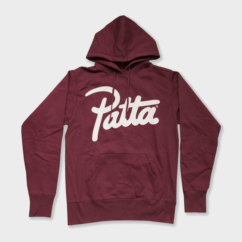 Patta Script Logo Hoodie