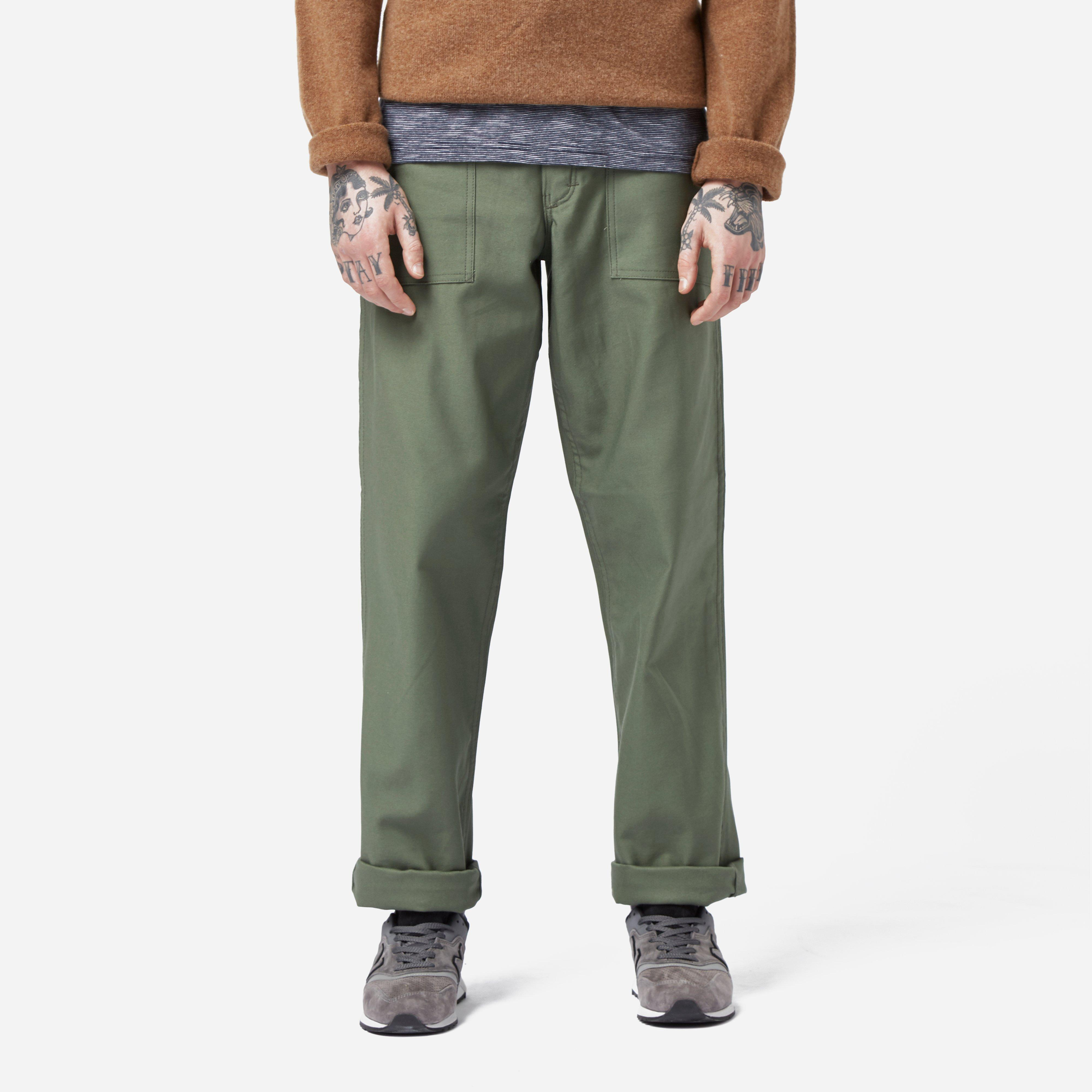 Stan Ray 1100 Original Fit 4 Pocket Fatigue Pant