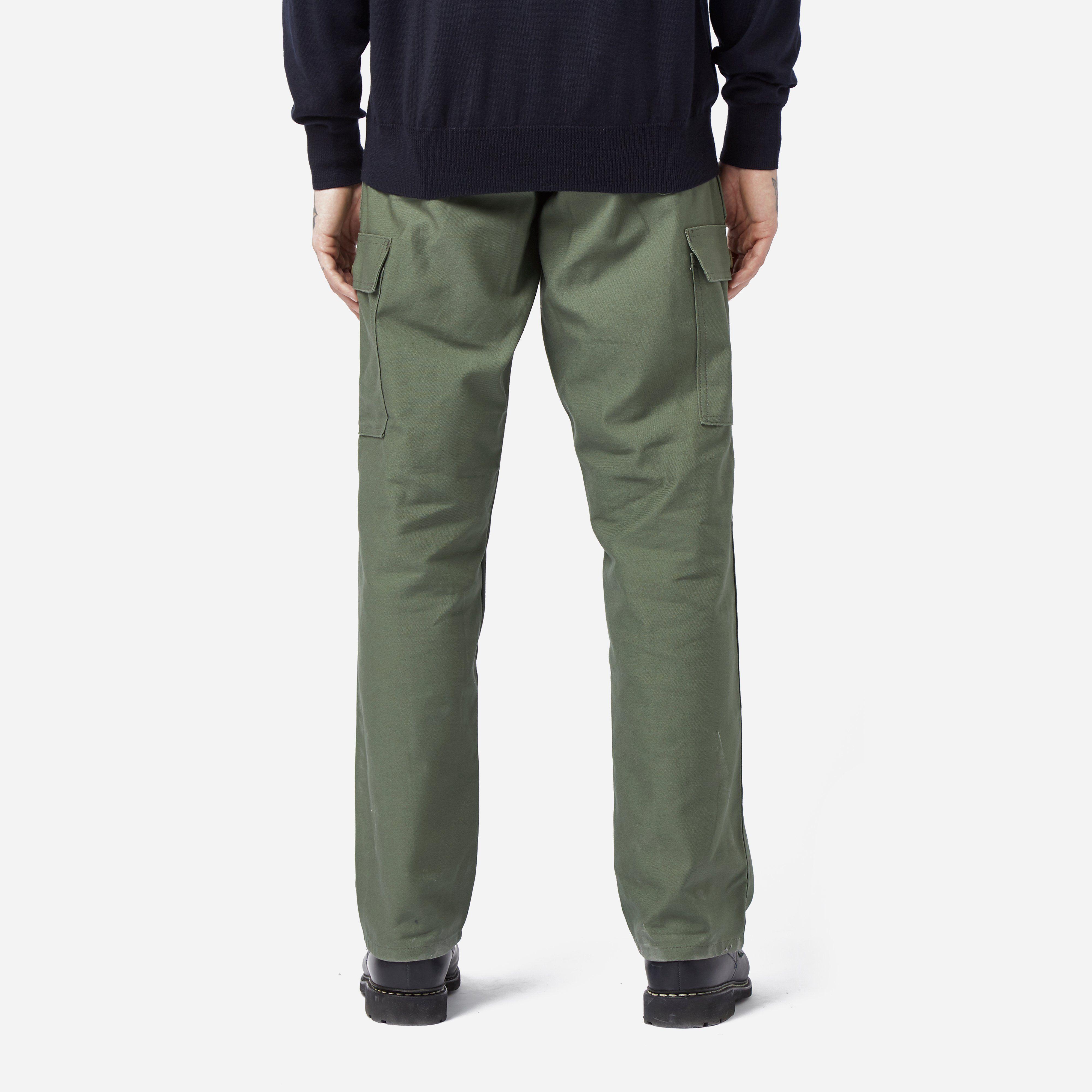 Stan Ray 1900 6 Pocket Cargo Chino Pant