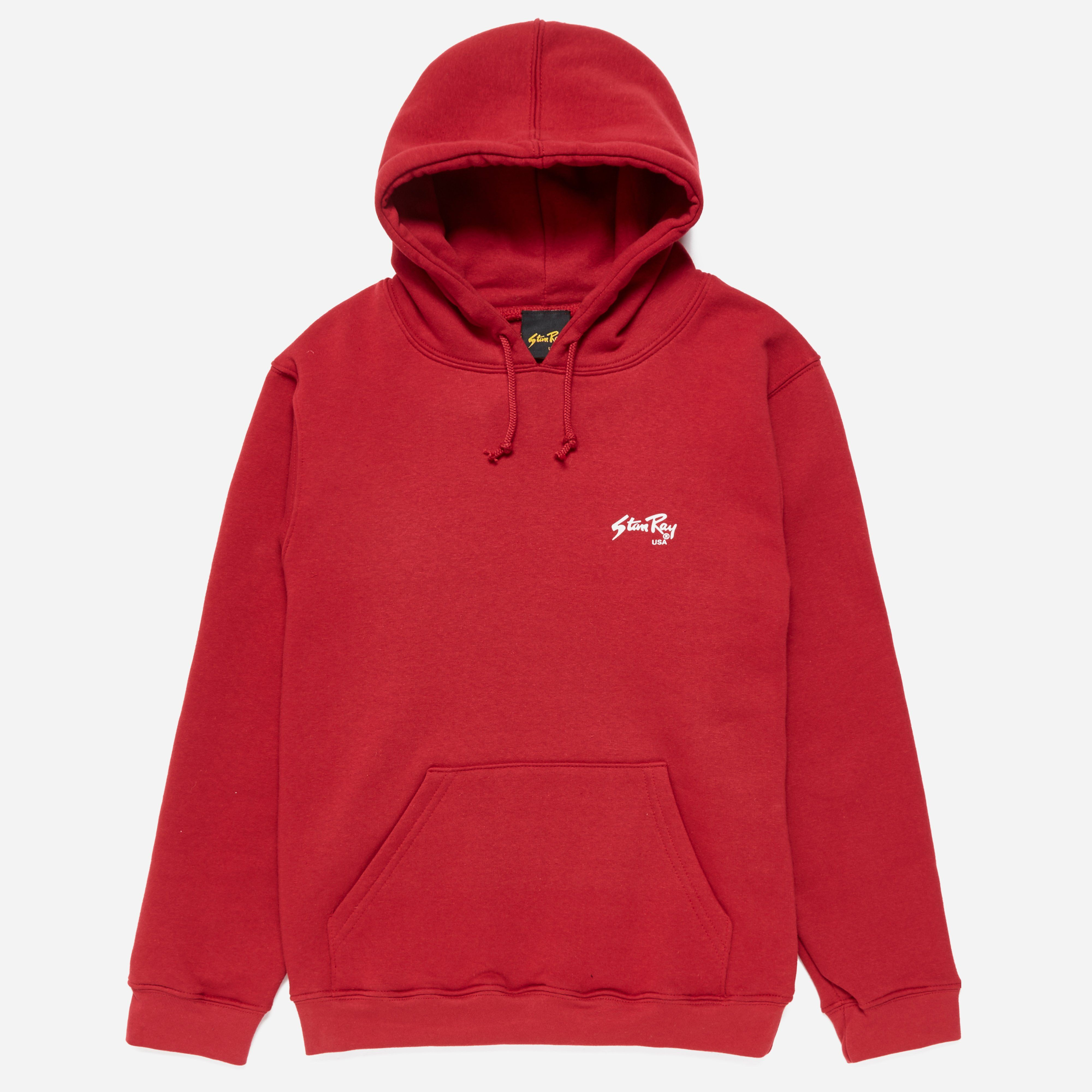 Stan Ray Logo Hooded Sweatshirt