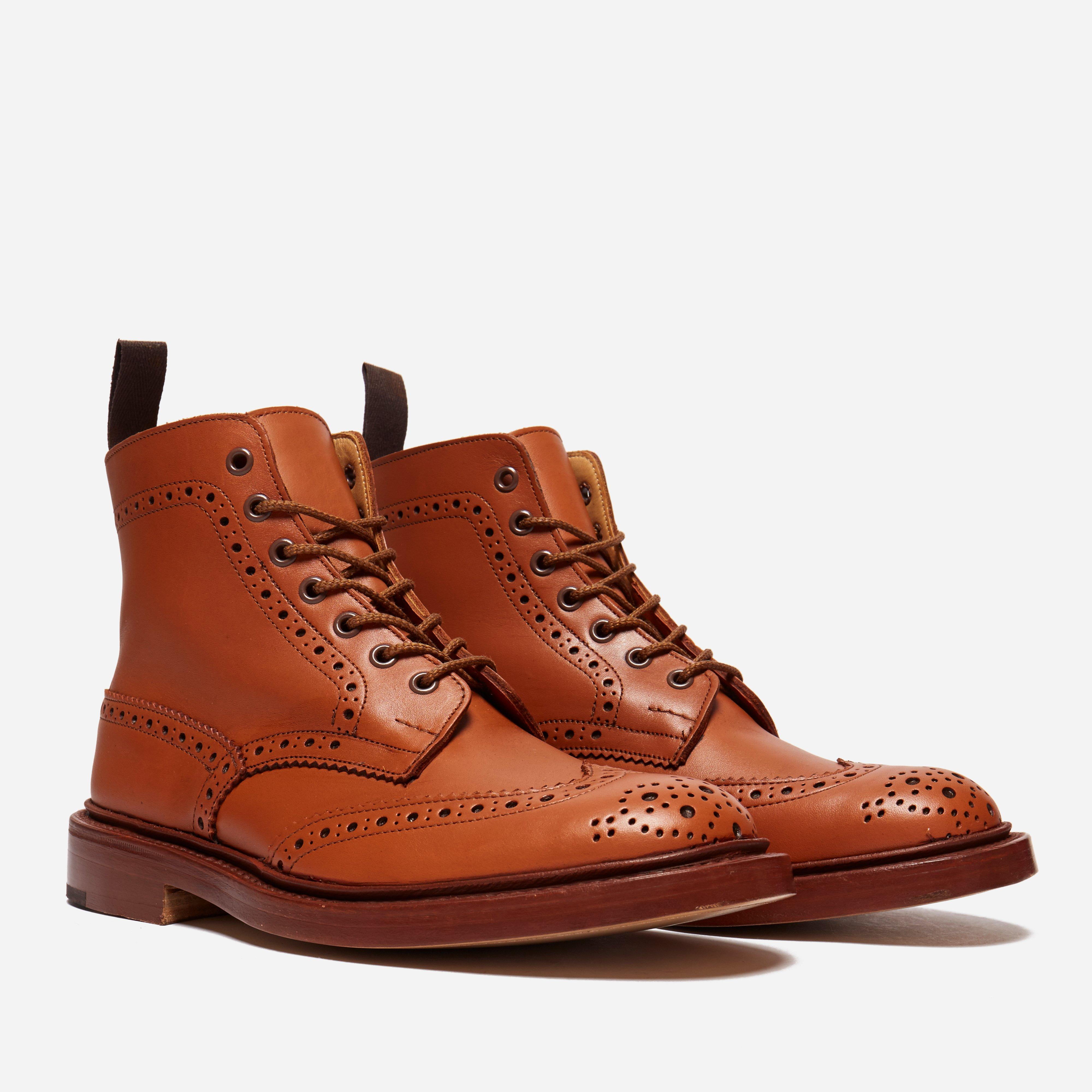 Trickers Stow C Shade Boot