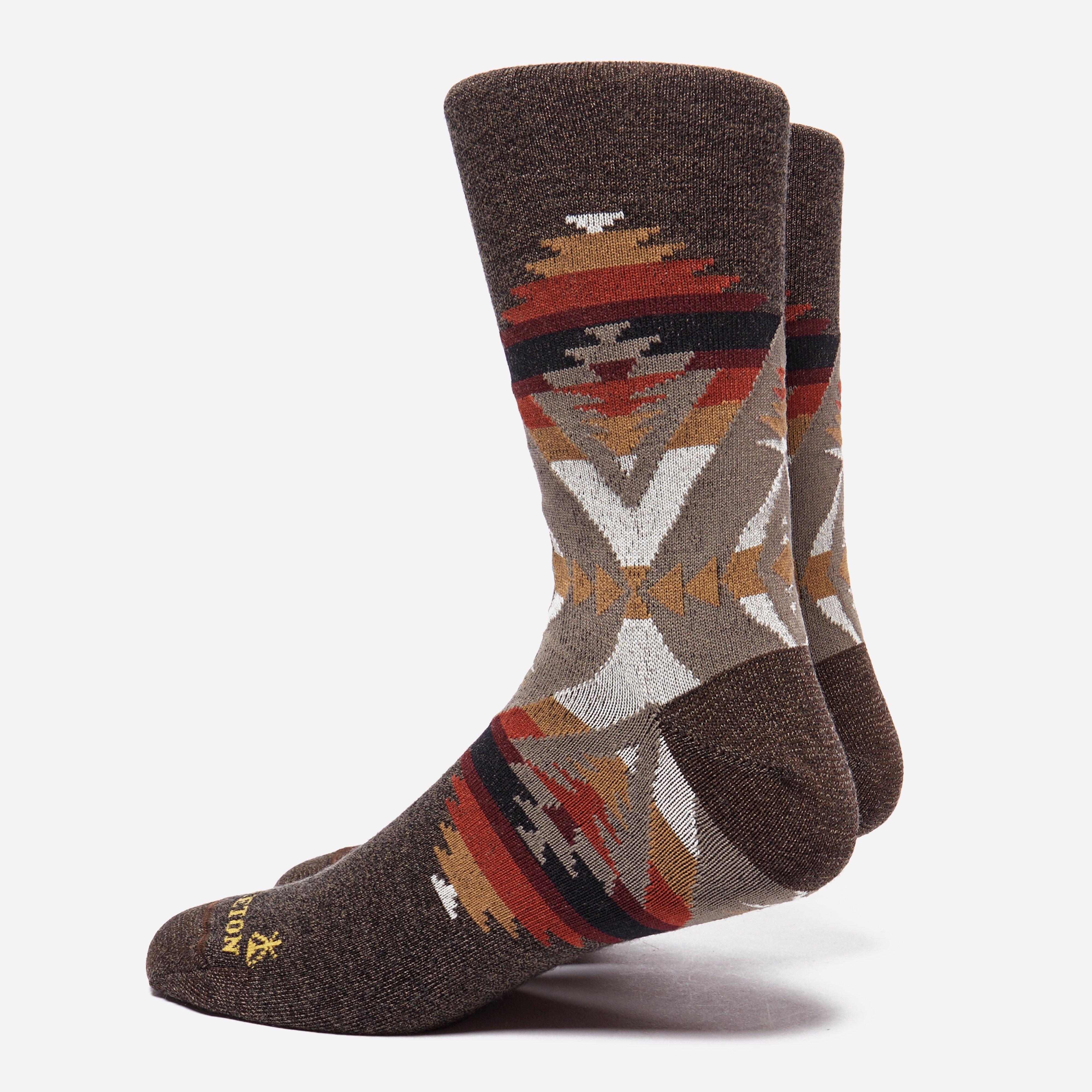 Pendleton Woolen Mills Pacific Crest Merino Socks