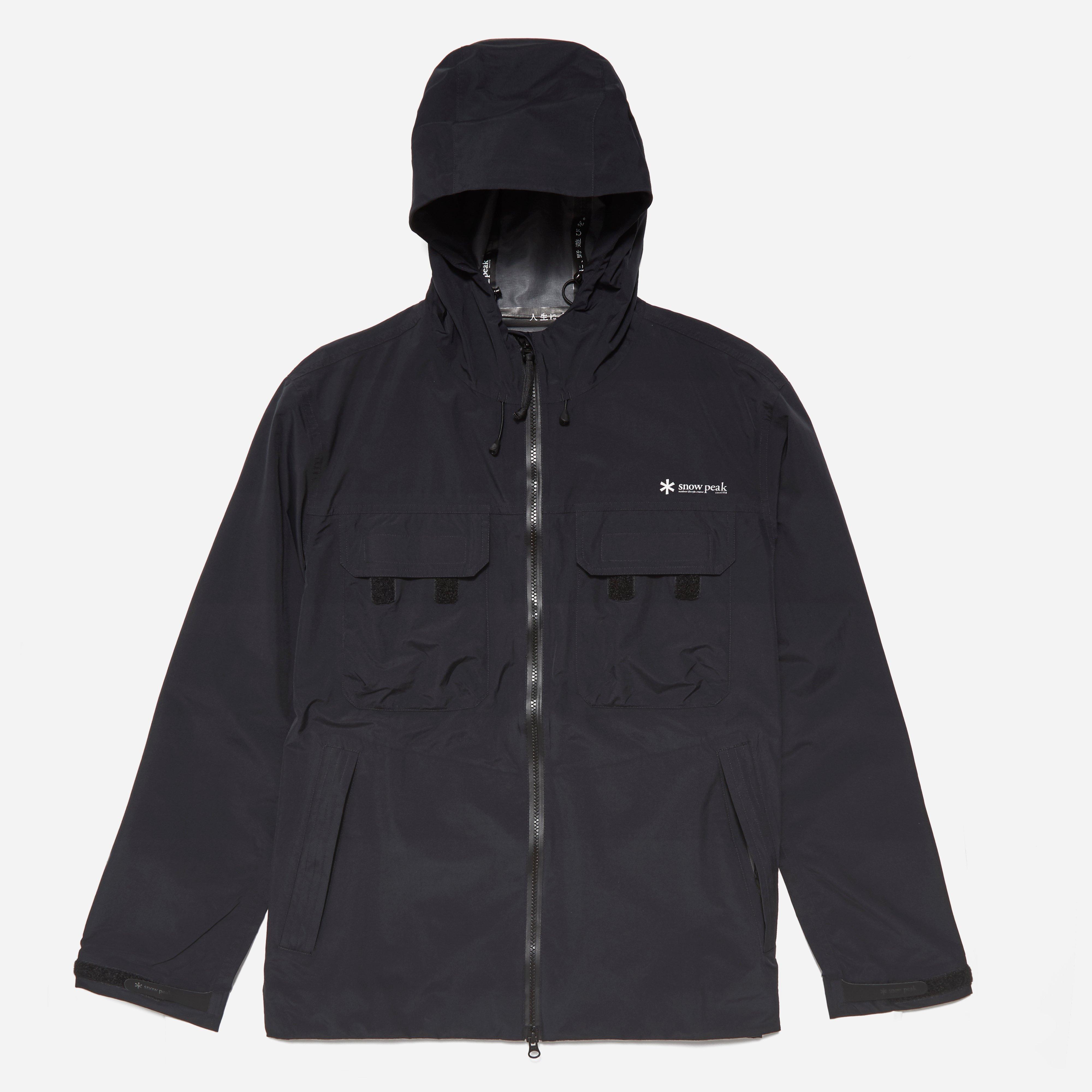 Snow Peak Wind & Water Resistant Jacket
