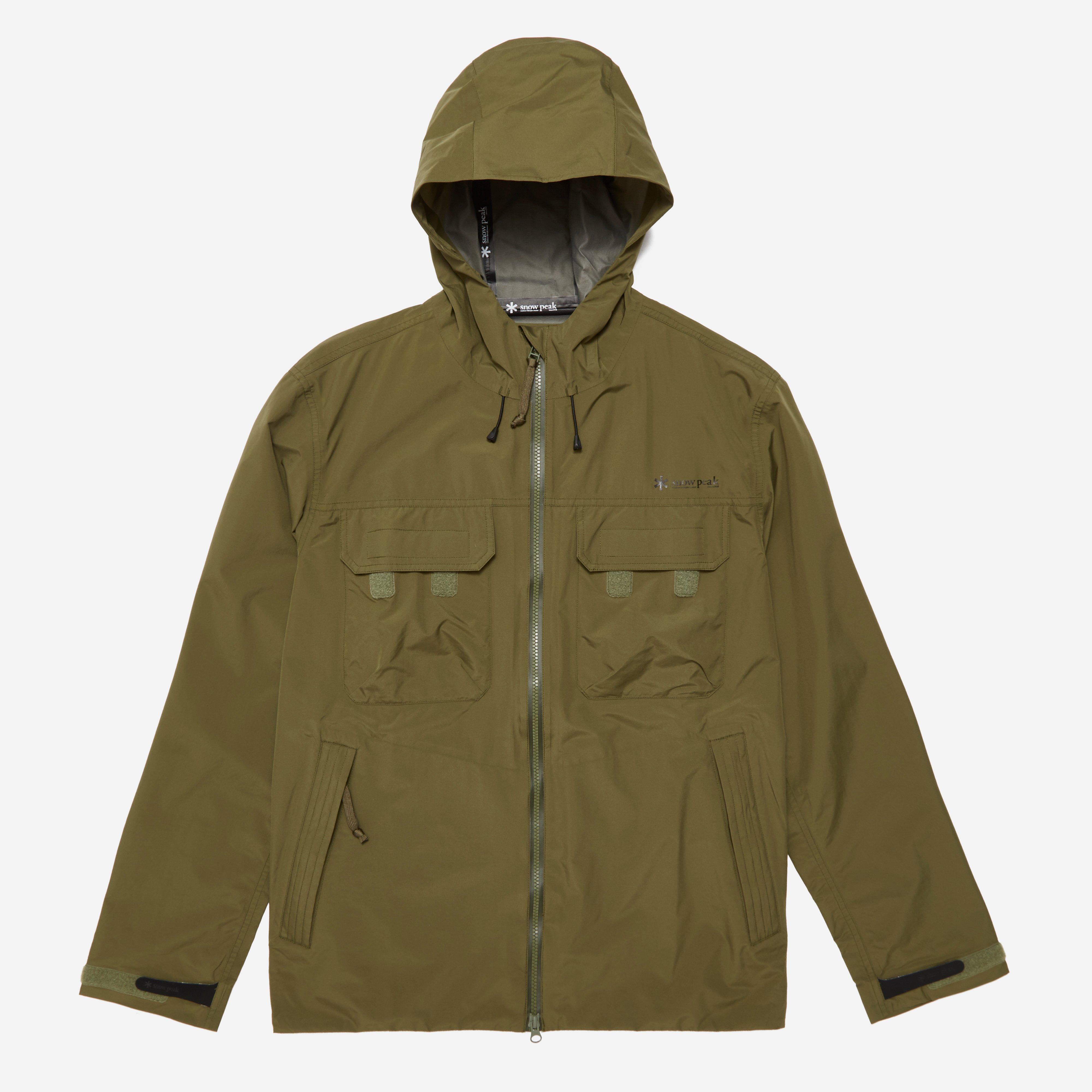 Snow Peak Wind & Water Resistant Jacket