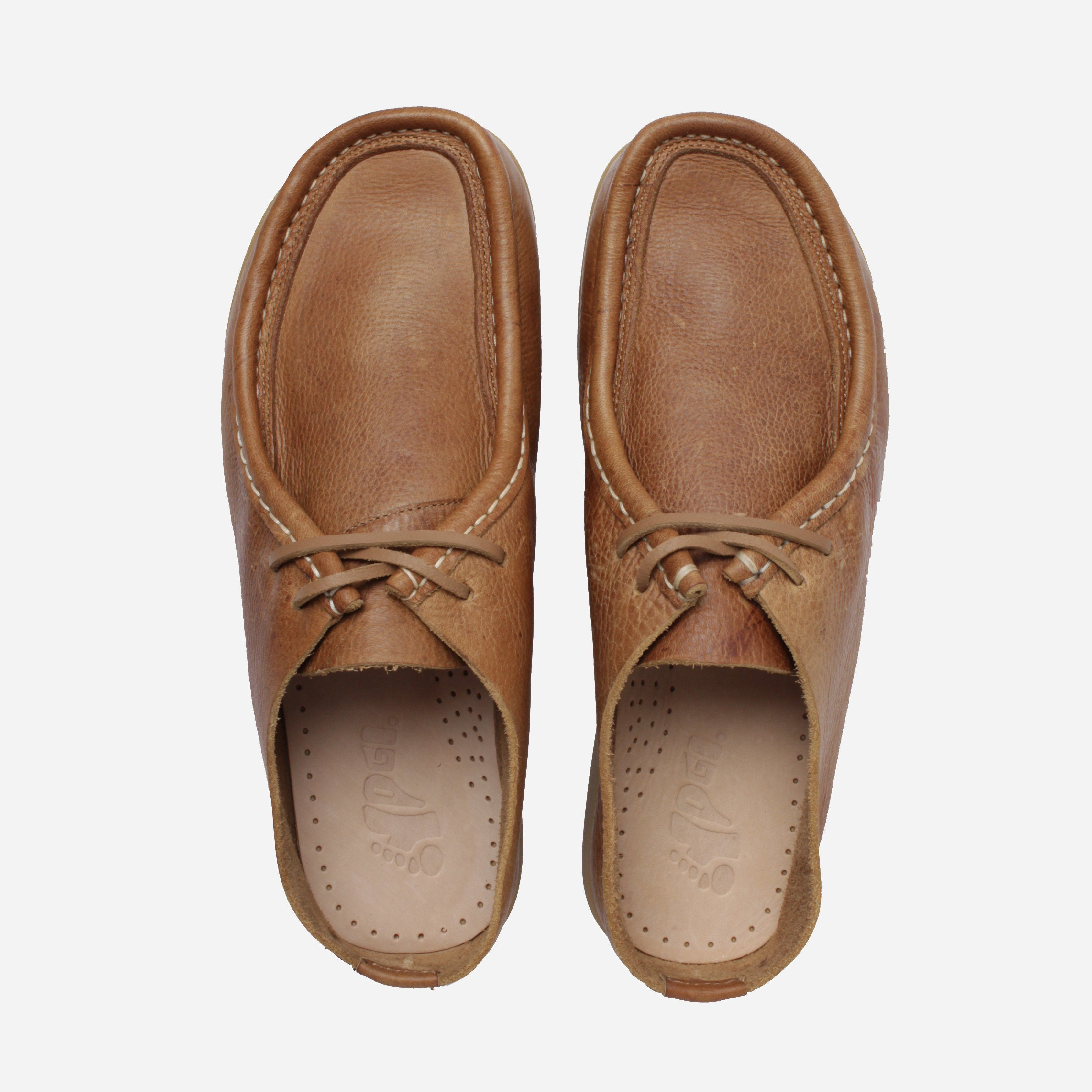 Yogi Willard Tumbled Shoe