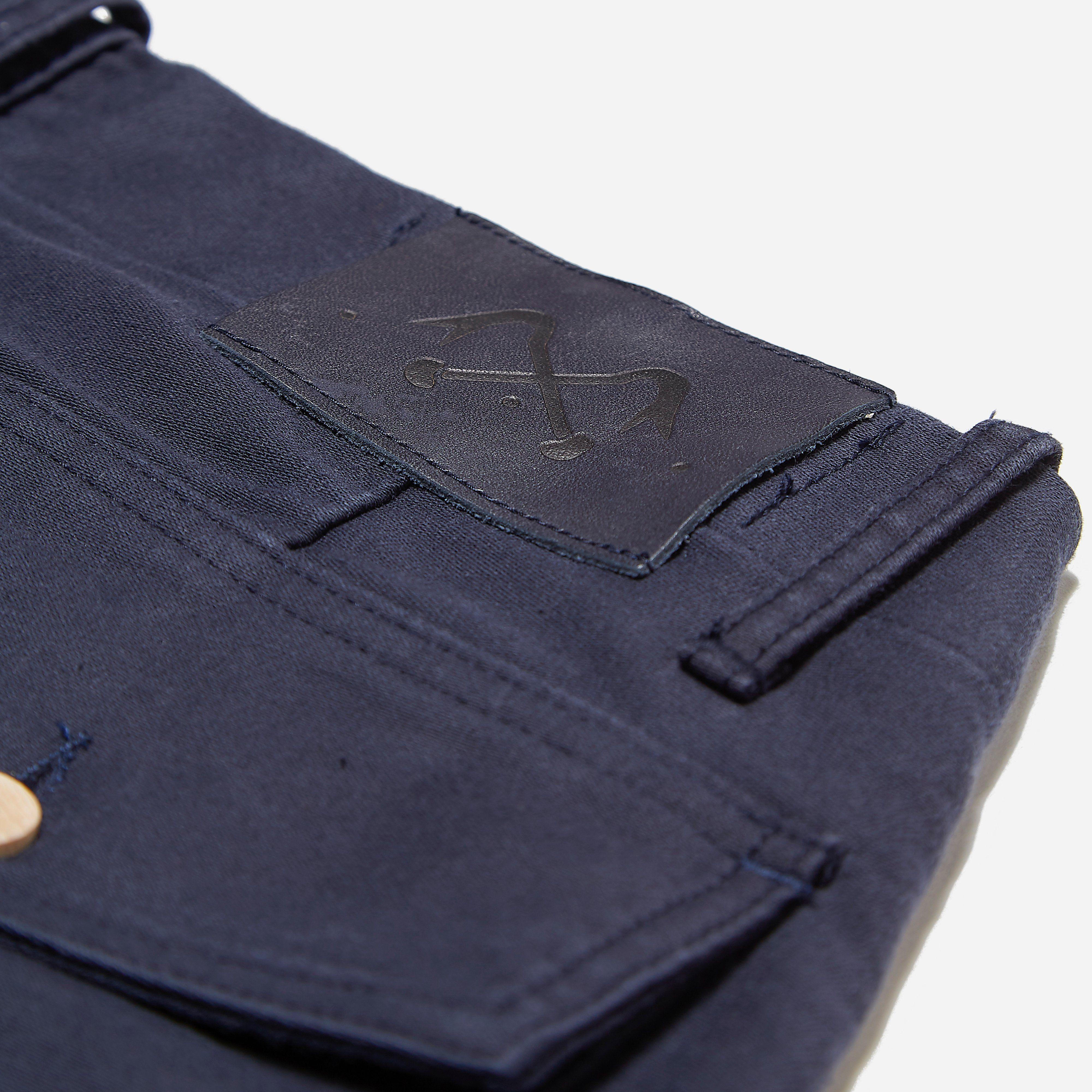 Bleu De Paname Suedo Pant
