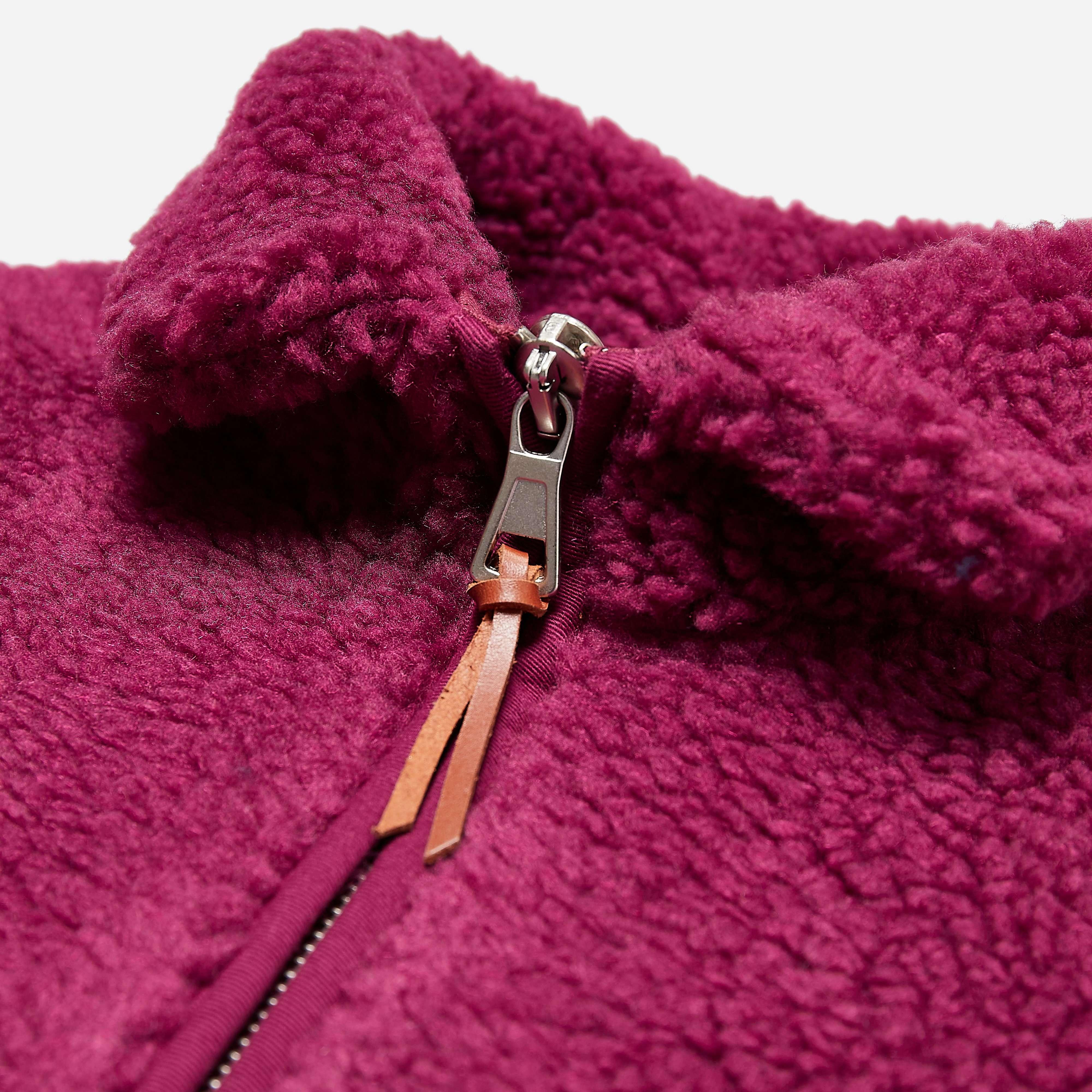 Albam Fleece Zip Through