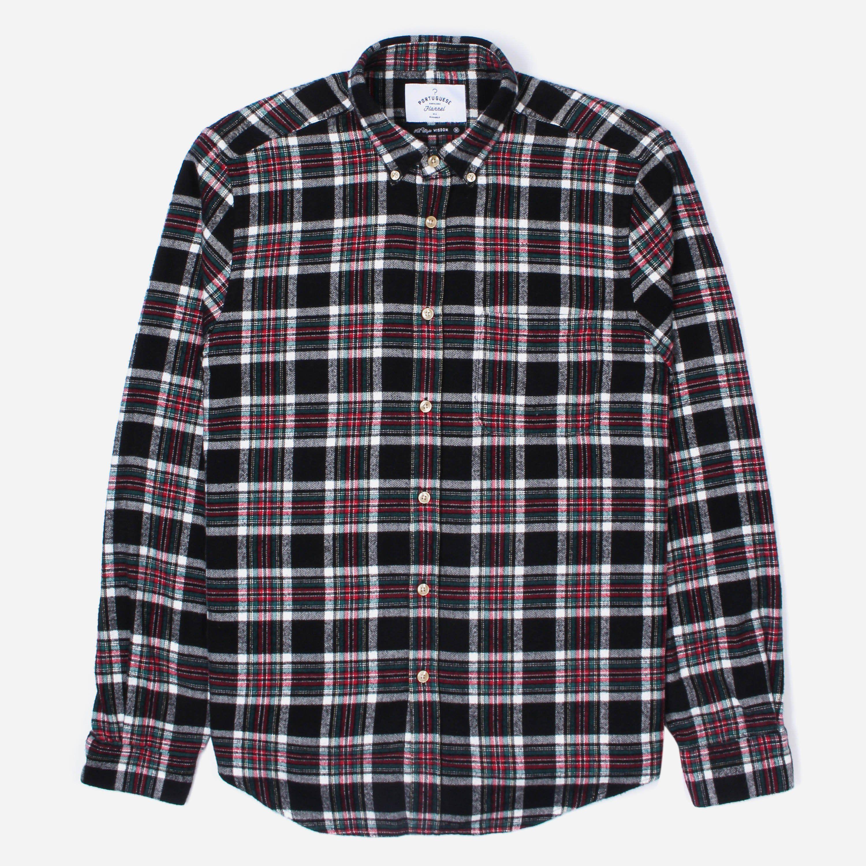 Portuguese Flannel Natzare Shirt
