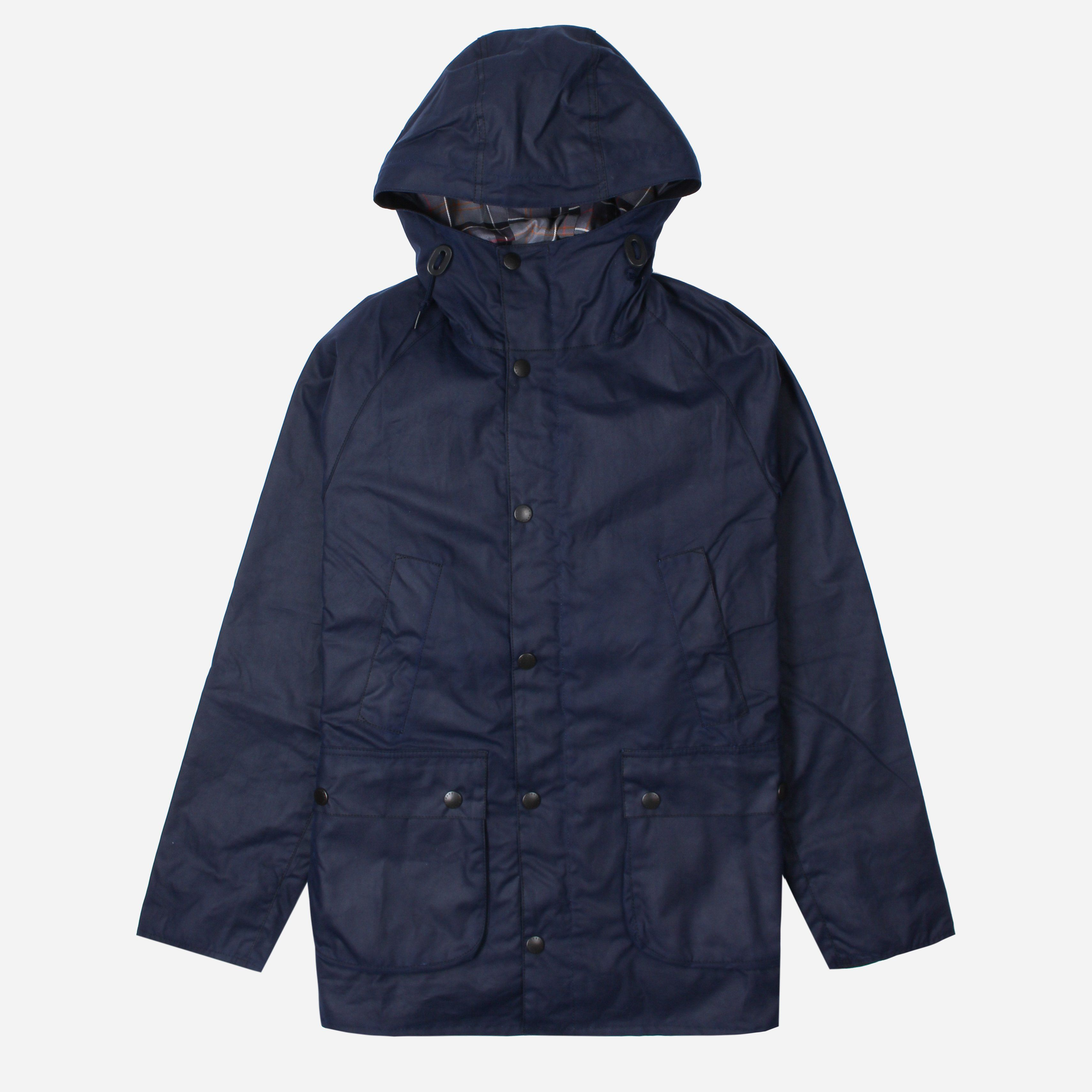 Barbour Bedale Hooded Wax Jacket