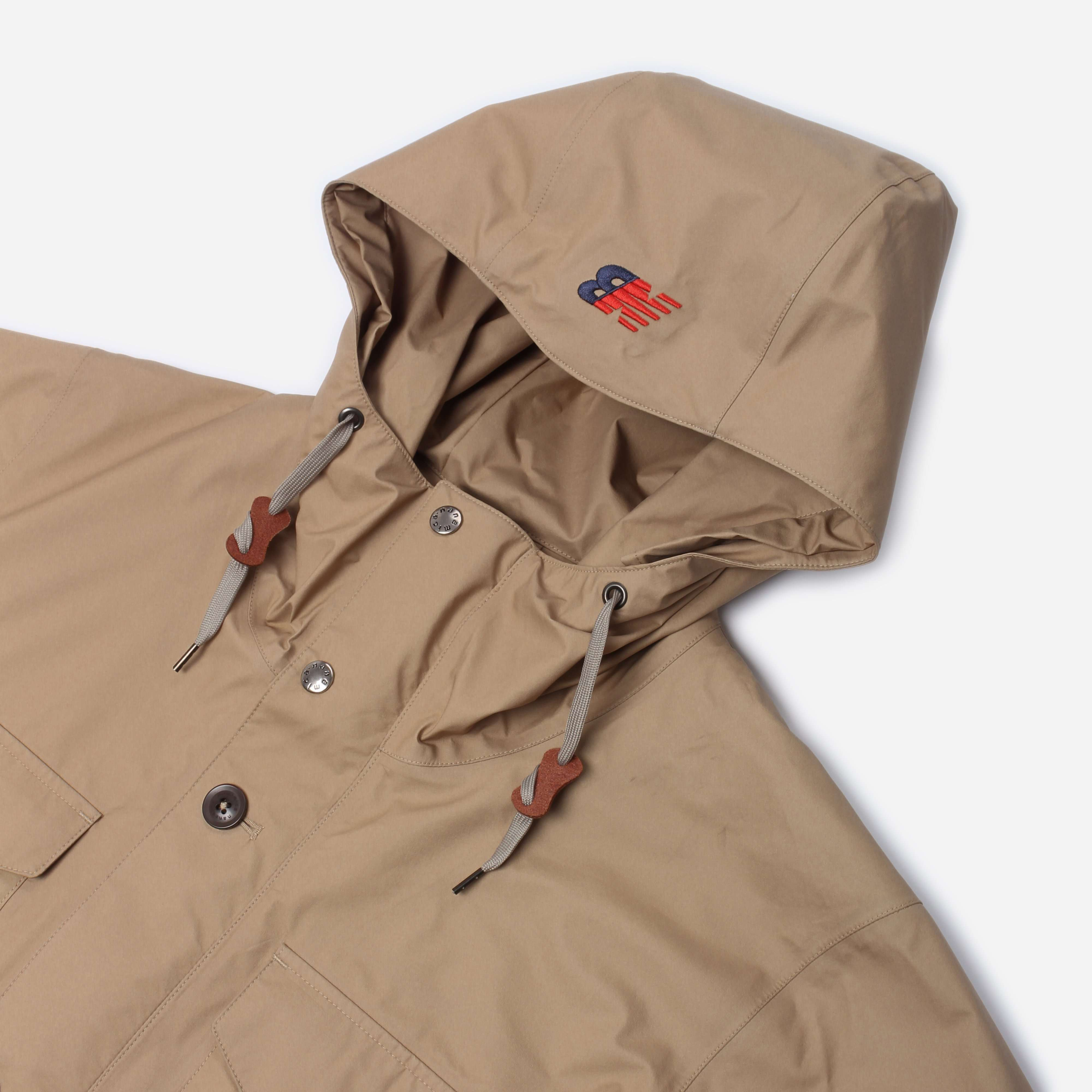 New Balance x Nanamica Gore-Tex Cruiser Jacket