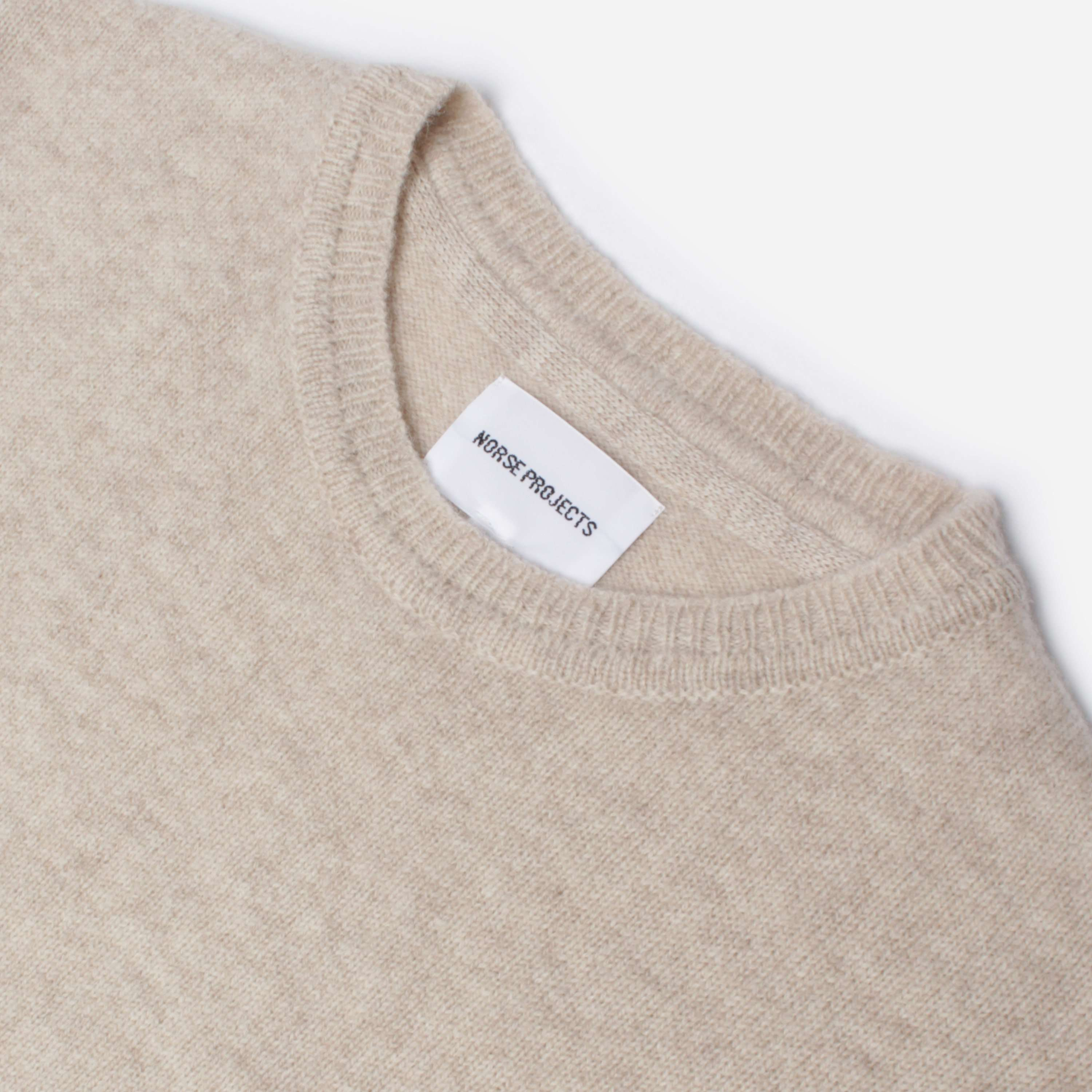 Norse Projects Sigfred Lambswool Knit