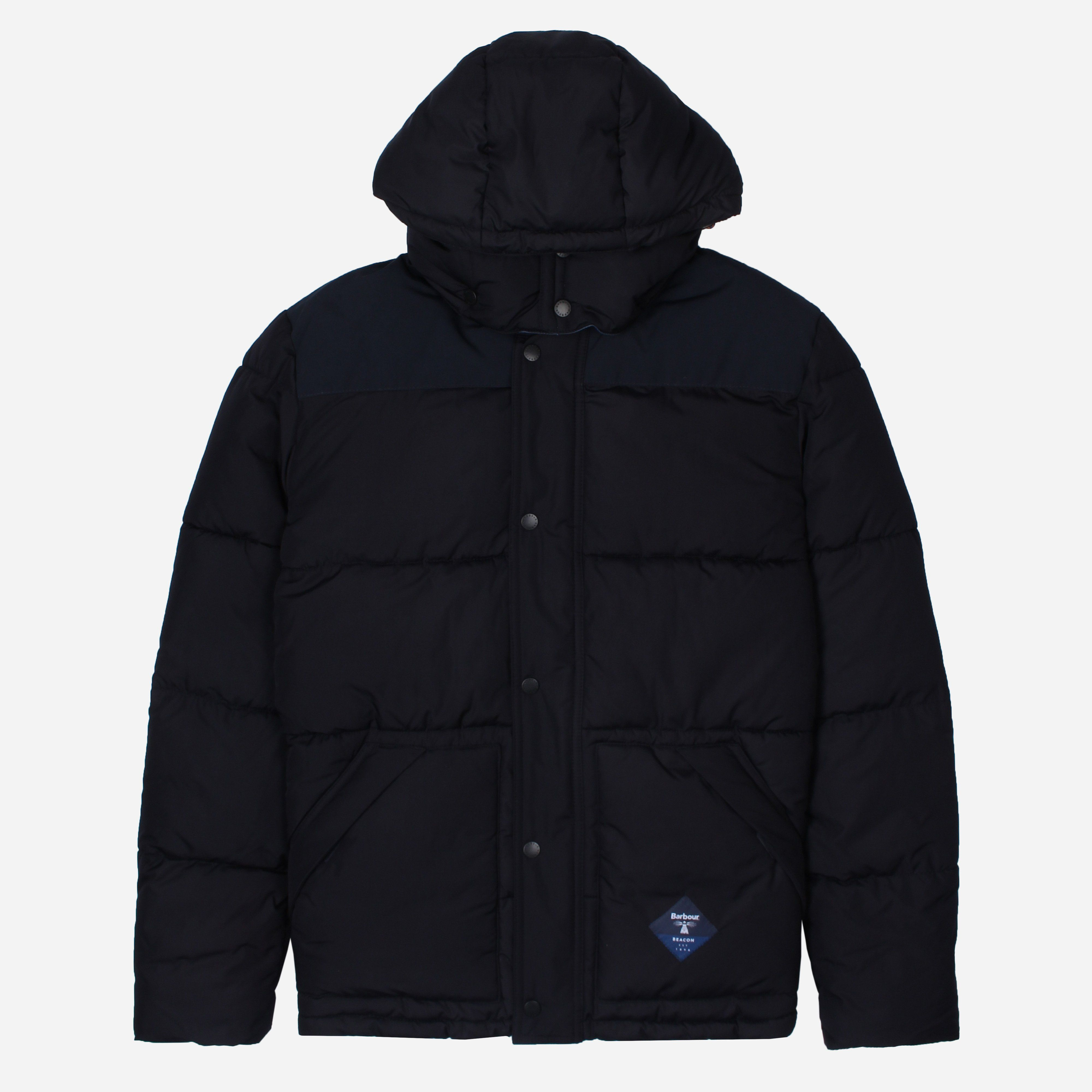 Barbour Mill Down Quilted Jacket