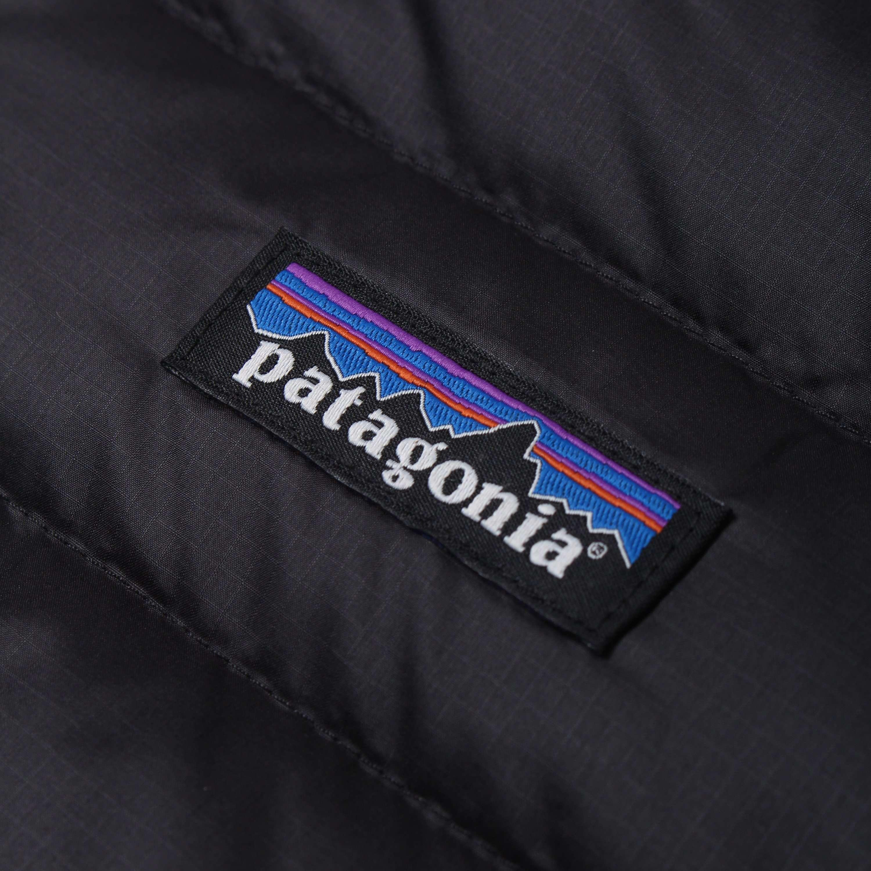 Patagonia Full Zip Hooded Down Jacket