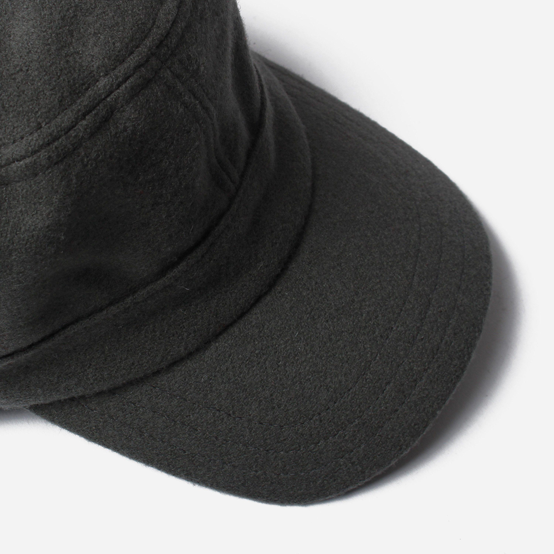 Universal Works Field Melton Cap