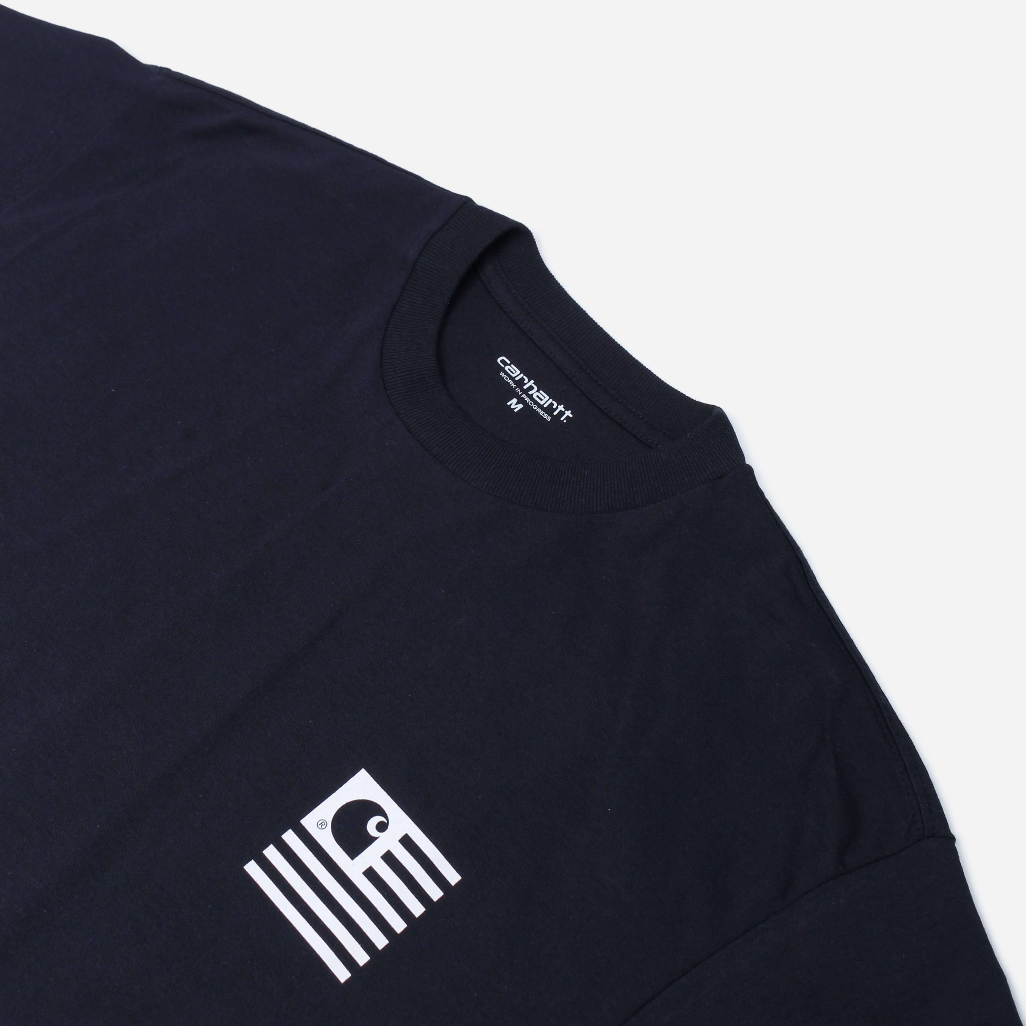 Carhartt WIP State Patch T-Shirt