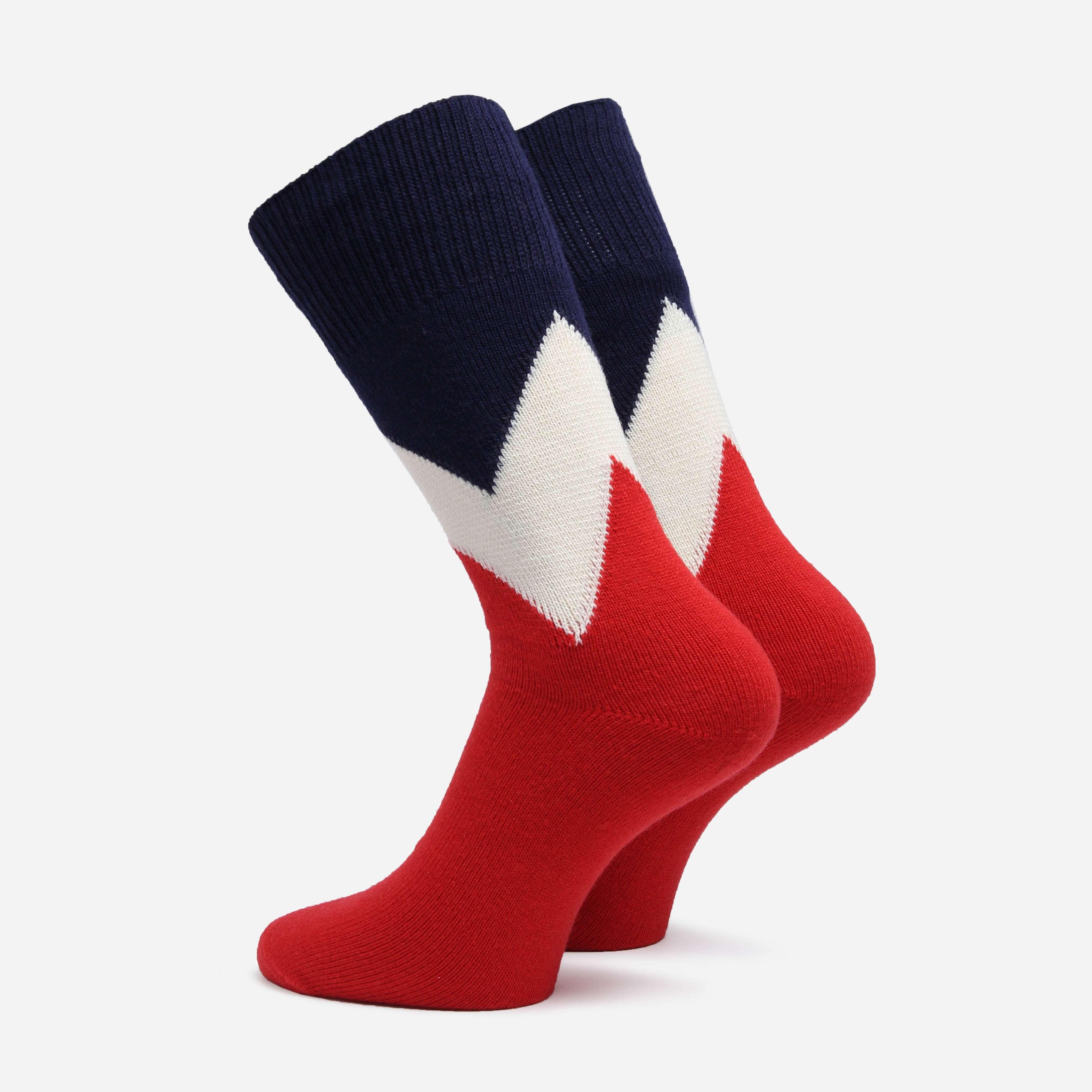 Anonymous Ism Chevron Socks