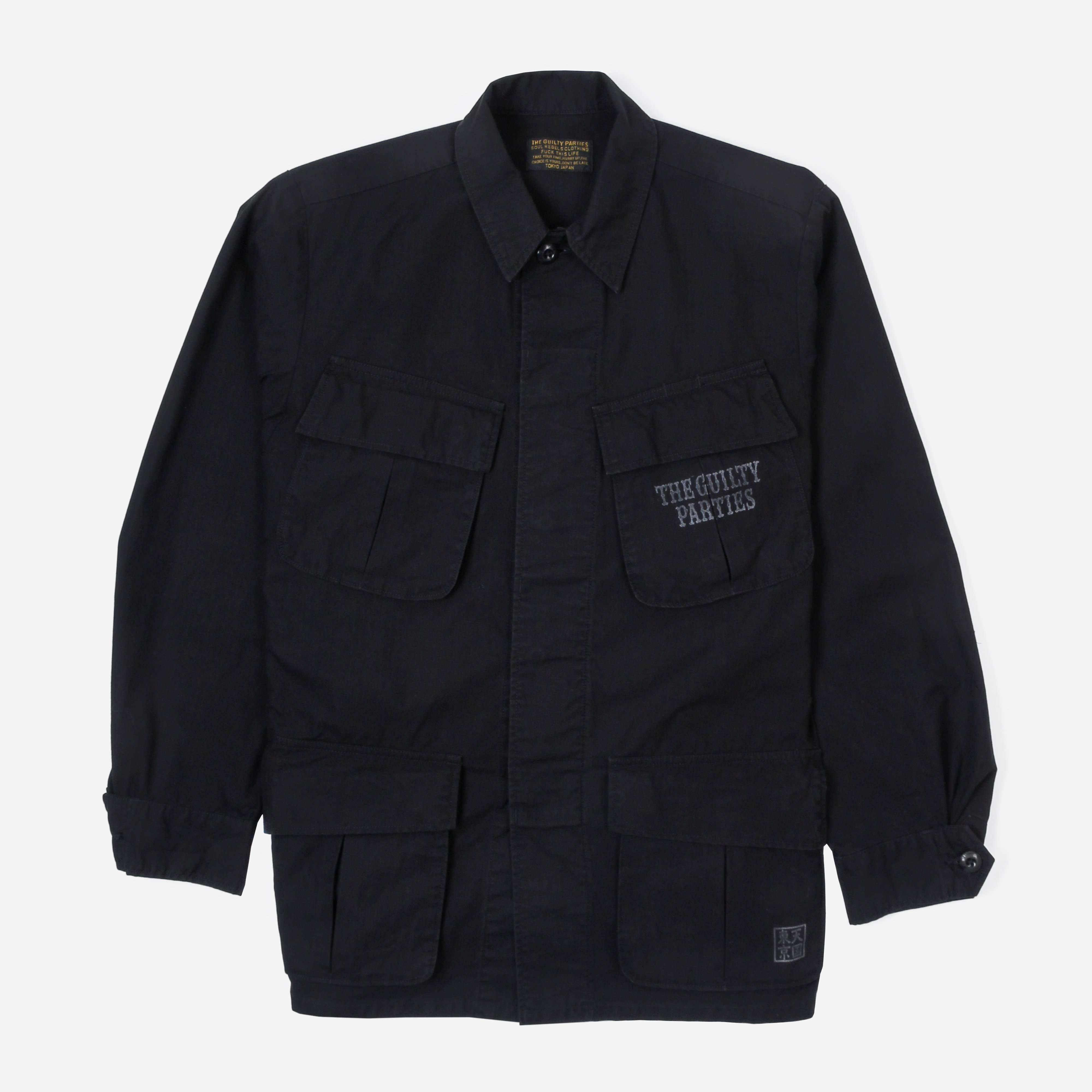 Wacko Maria Fatigue  Jacket Type 2