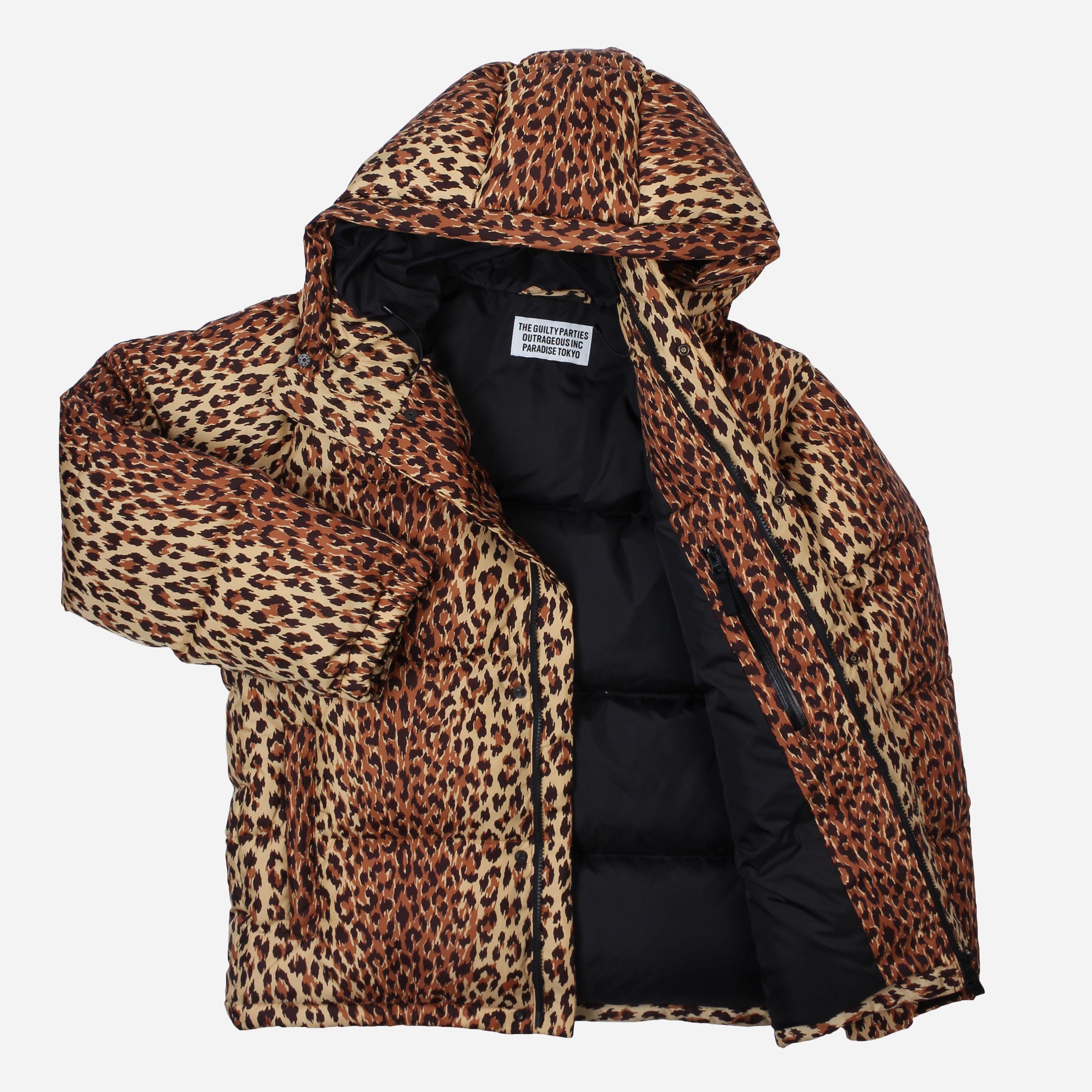 Wacko Maria Hooded Down Jacket Type 1