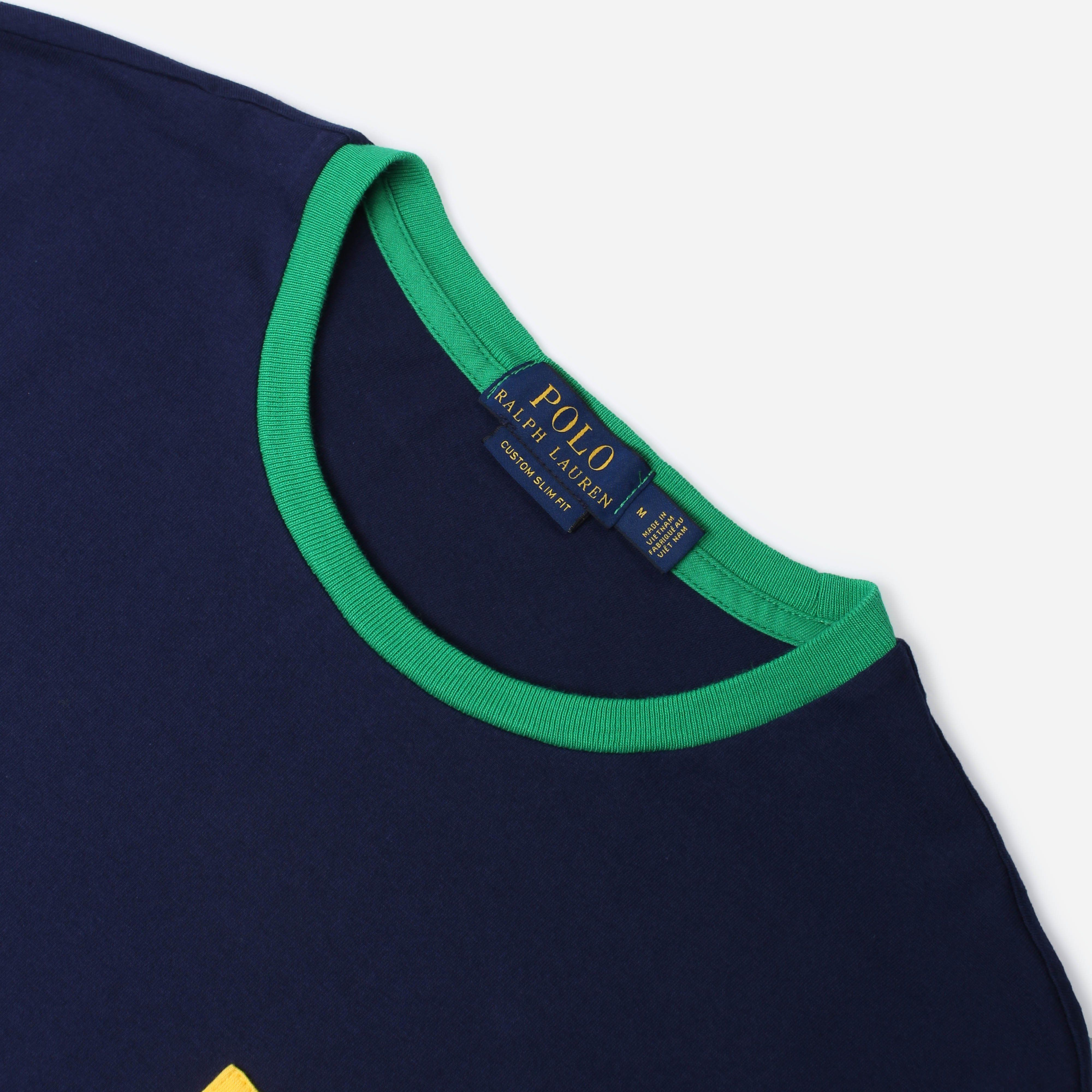 Polo Ralph Lauren Short Sleeve Jersey T-Shirt