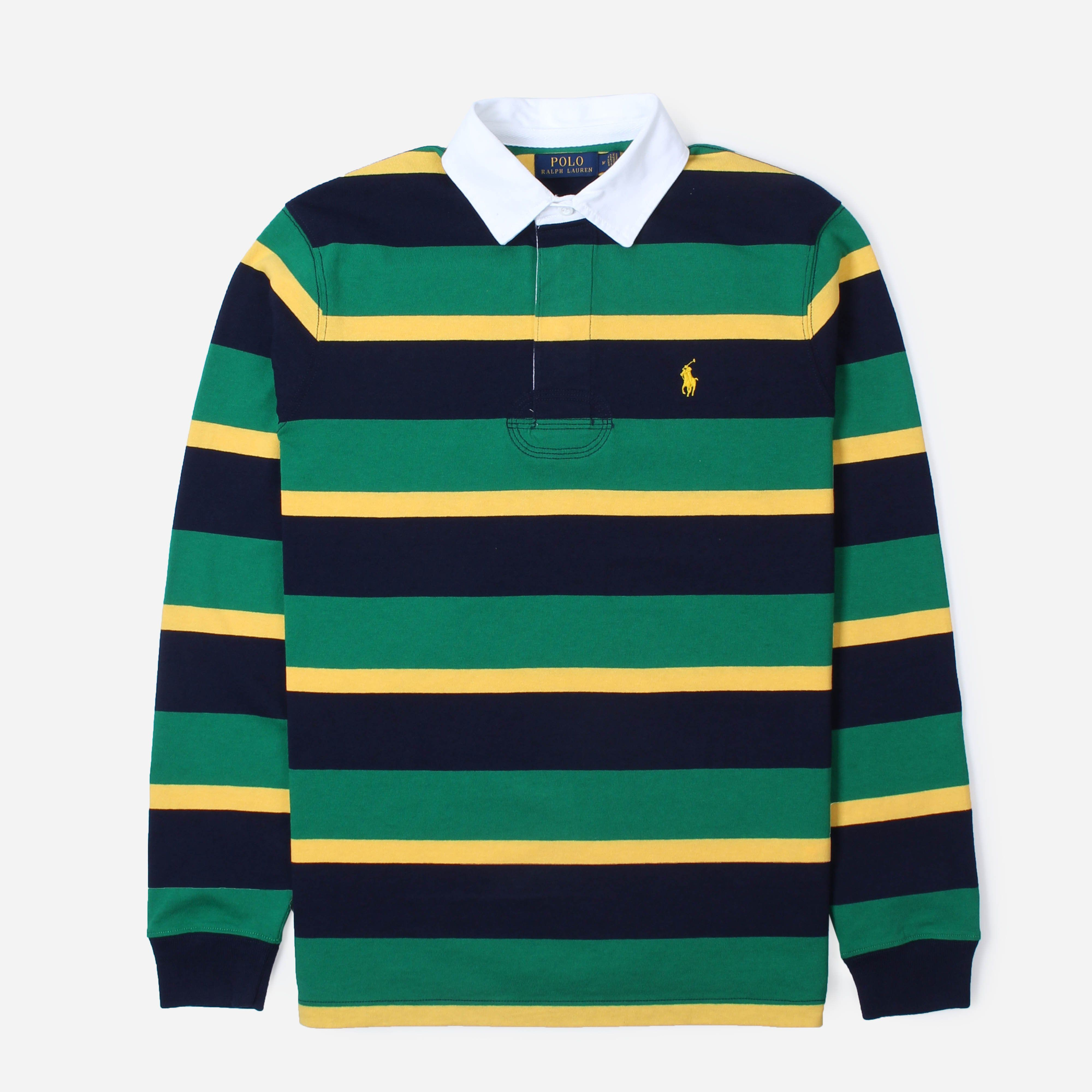 Polo Ralph Lauren Rustic Rugby Polo Shirt