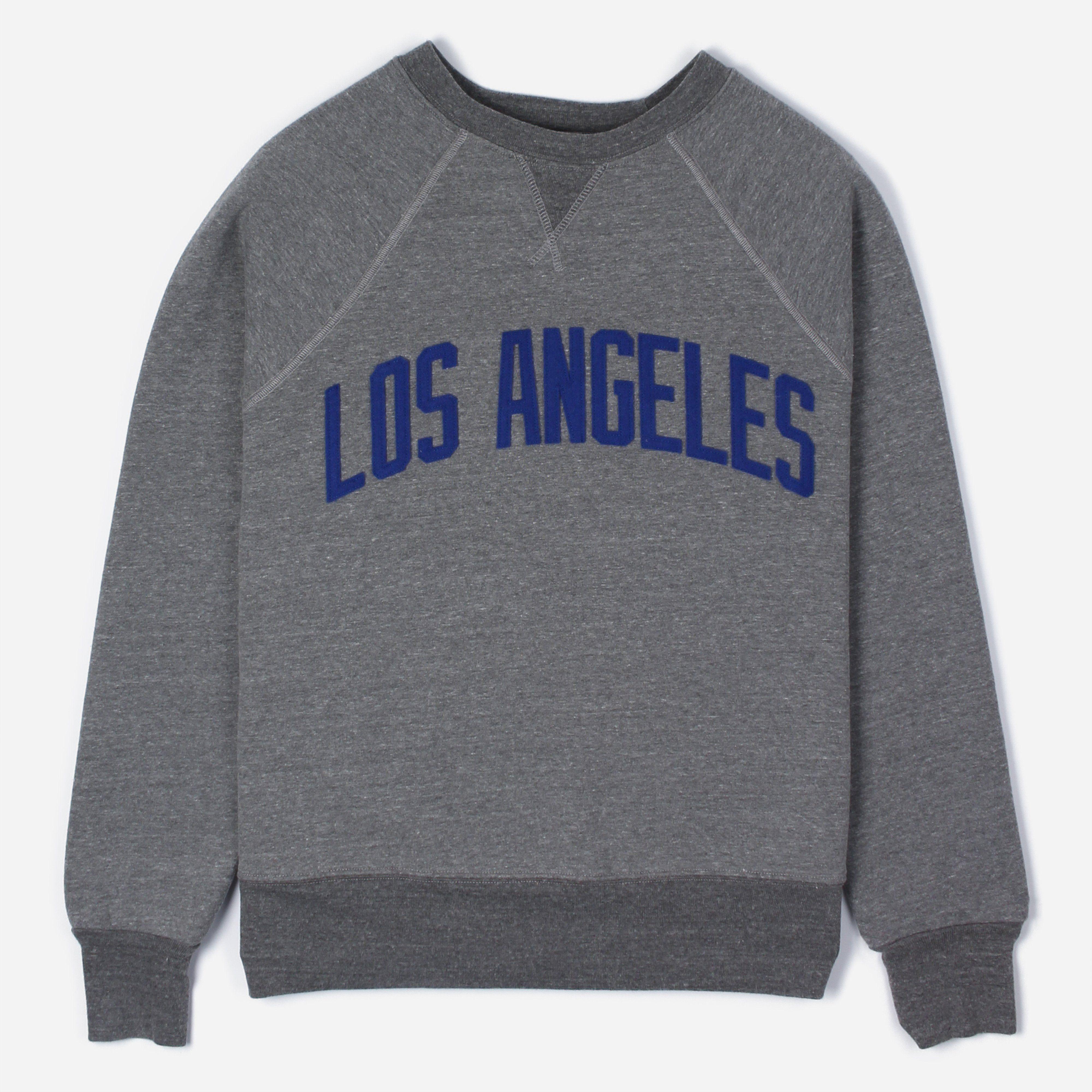 Ebbets Field Flannels Los Angeles Angels Sweatshirt