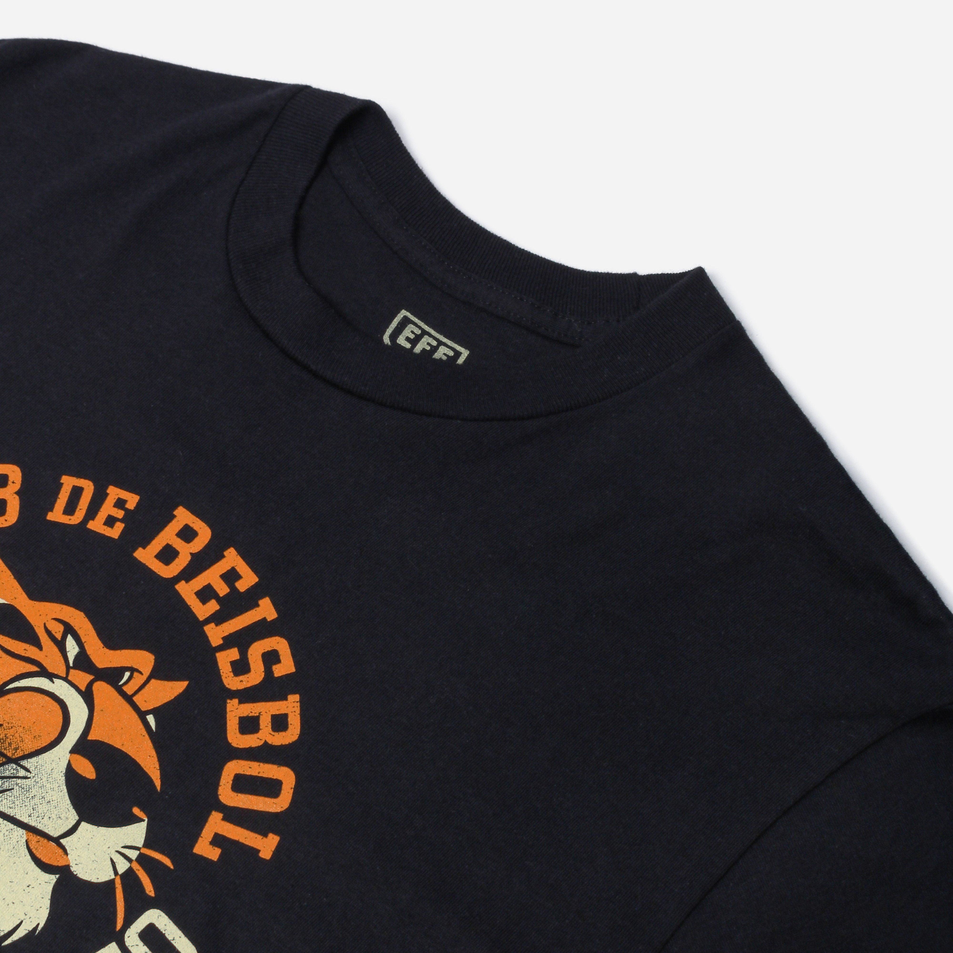 Ebbets Field Flannels Mexico City Tigers 1955 T-Shirt