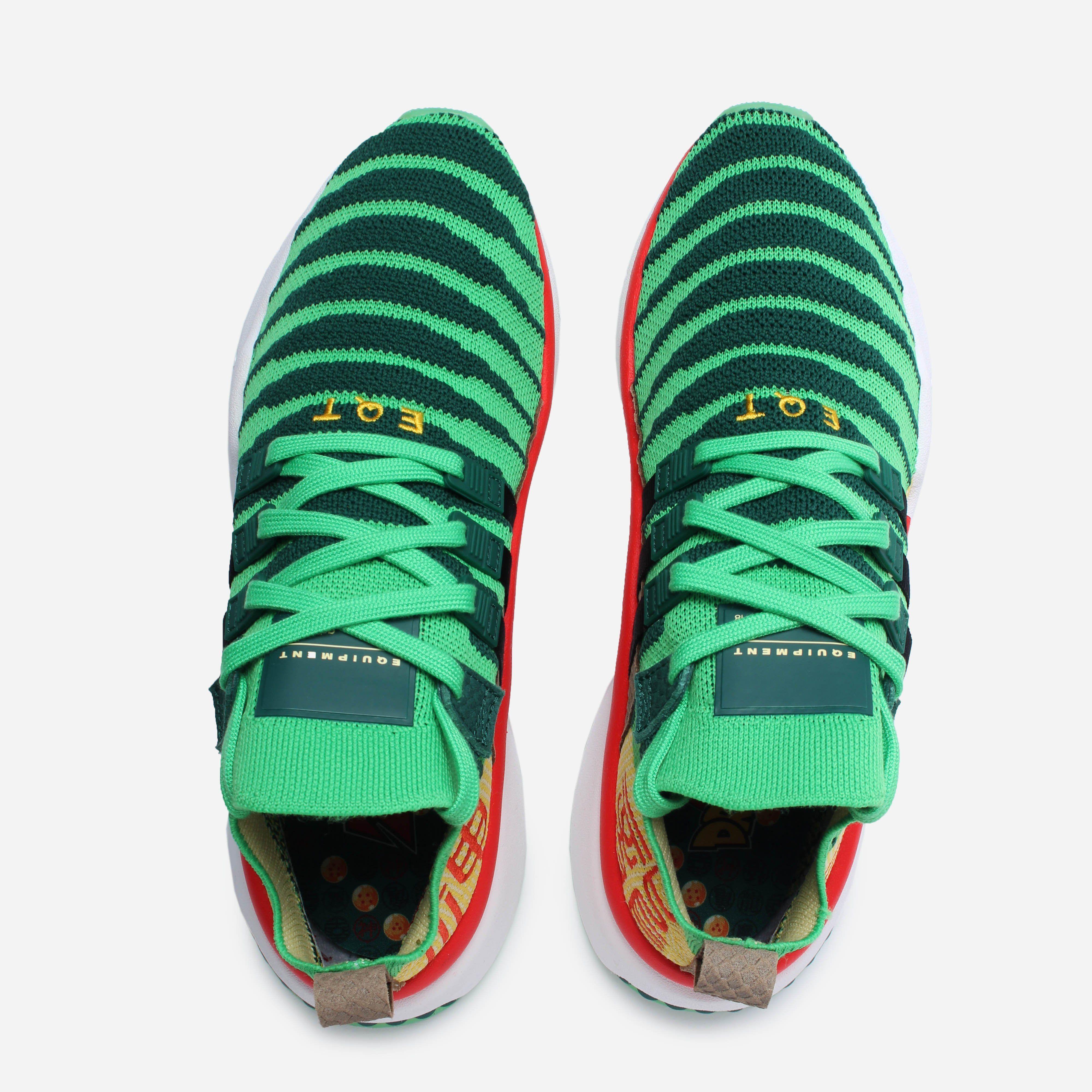 adidas Originals x Dragon Ball Z 'Shenron' EQT