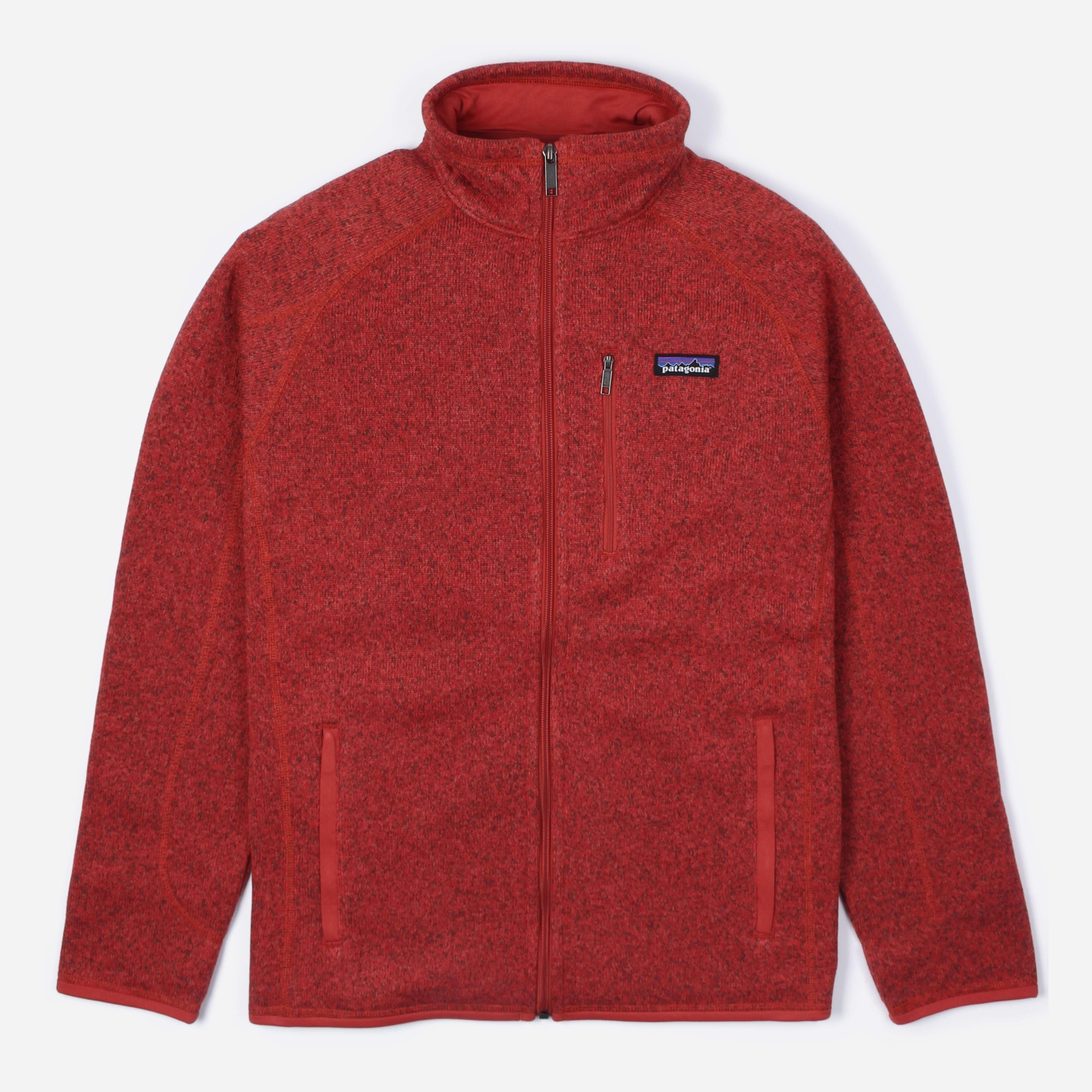 Patagonia Better Sweater Fleece Jacket
