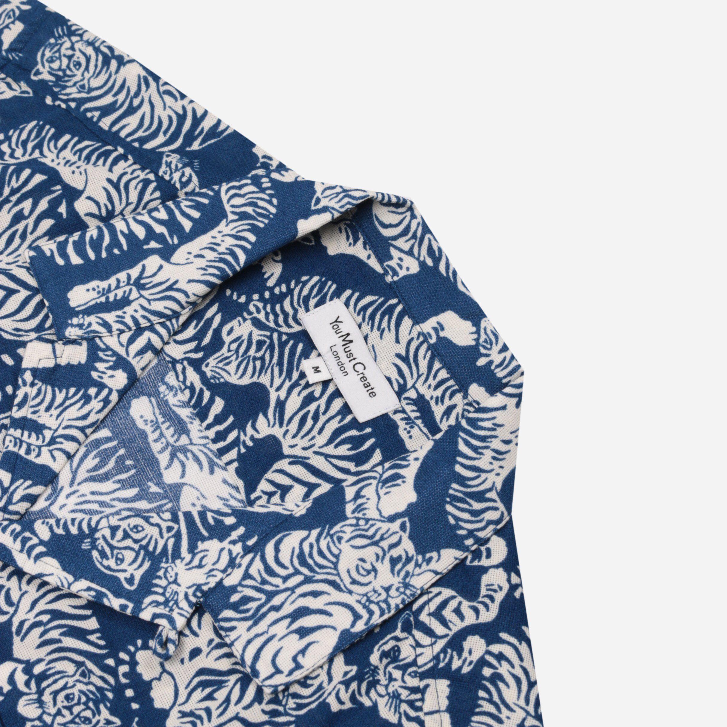 YMC Tiger Malick Shirt