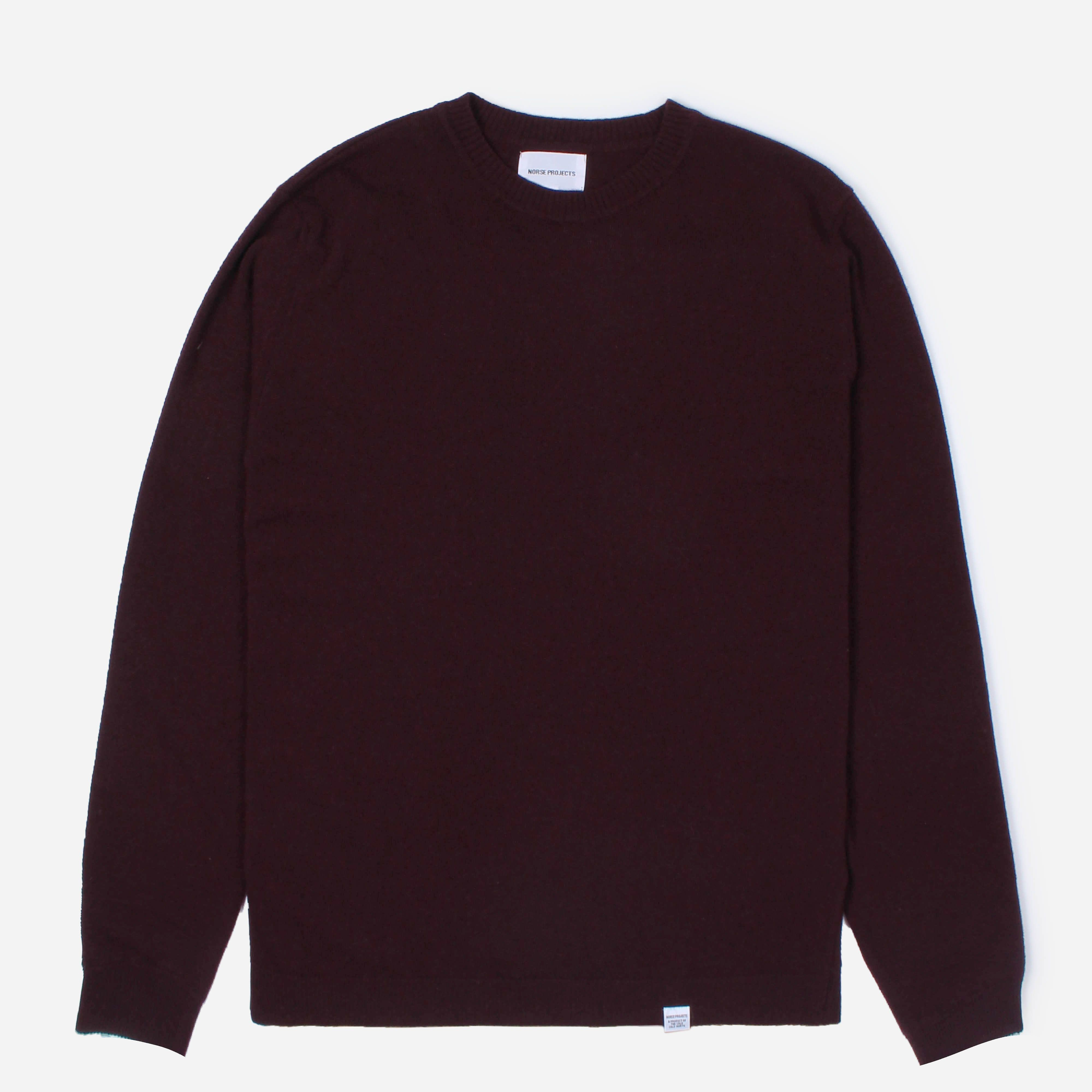Norse Projects Sigfred Light Wool Jumper