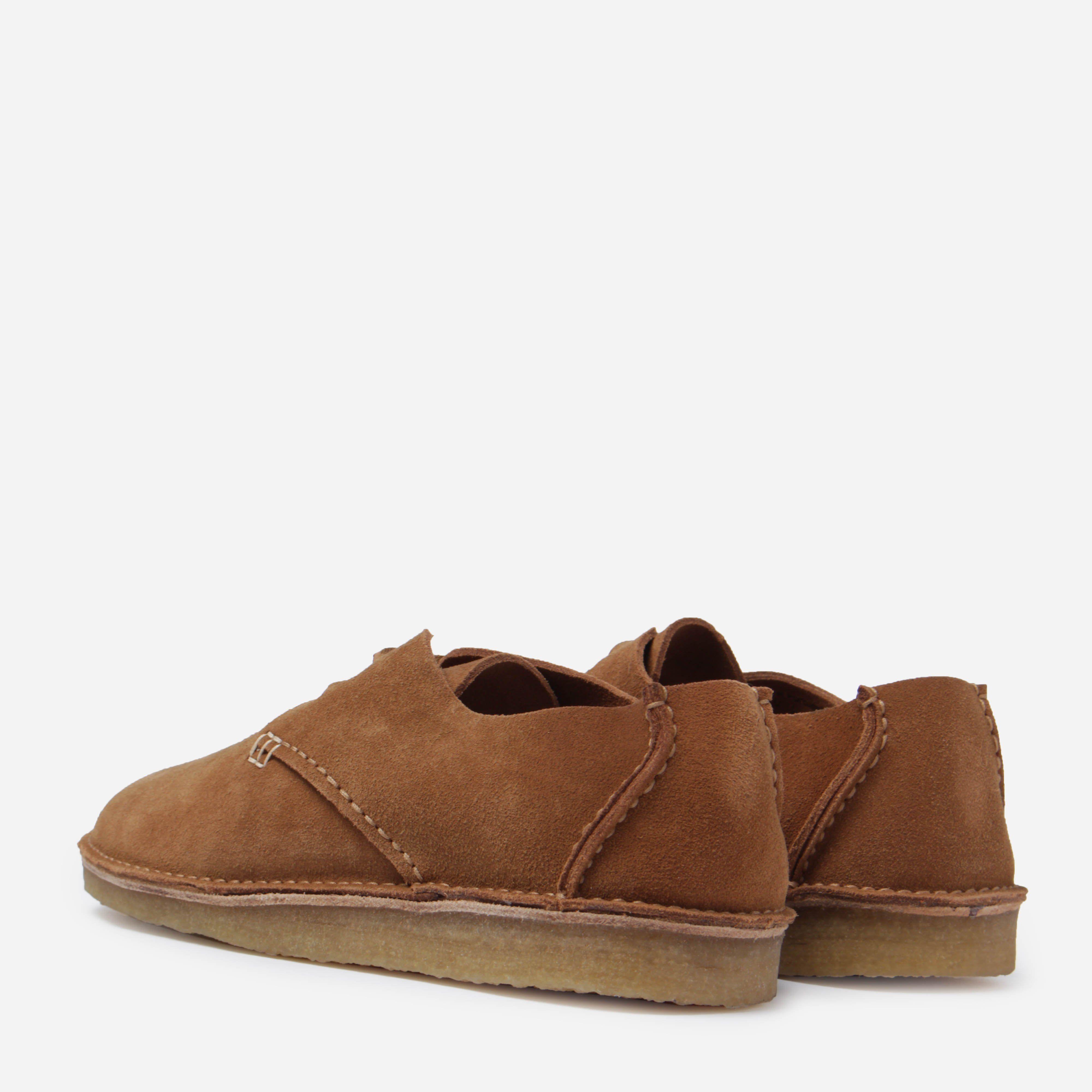 Yogi Footwear Caden Suede Shoe
