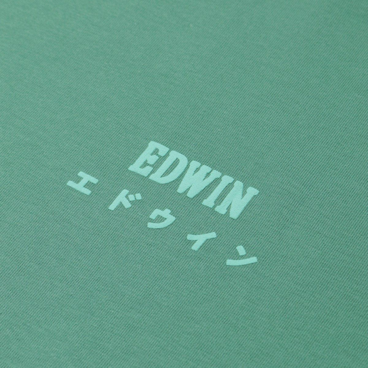 Edwin Chest Logo T-Shirt