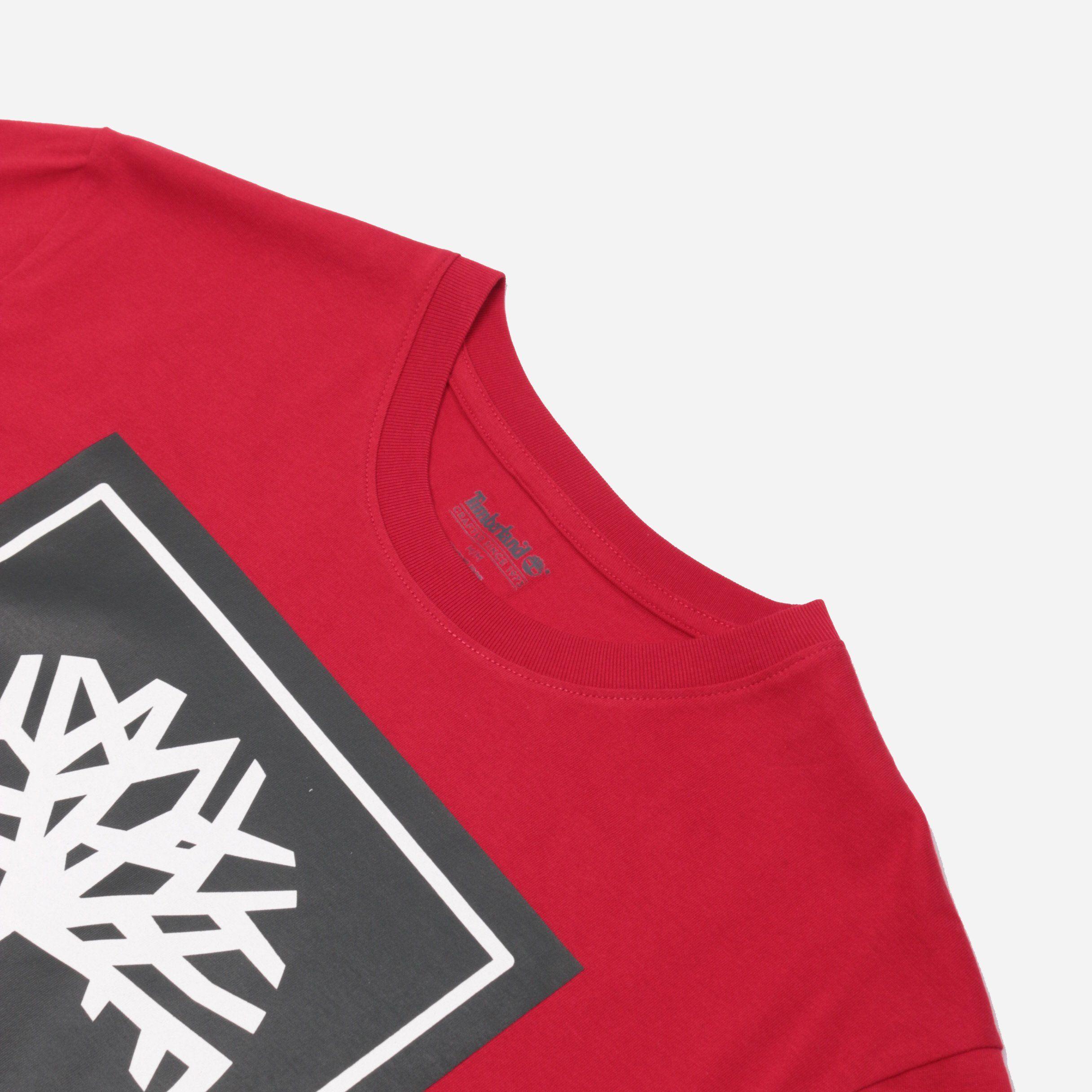 Timberland Stack Logo T-Shirt