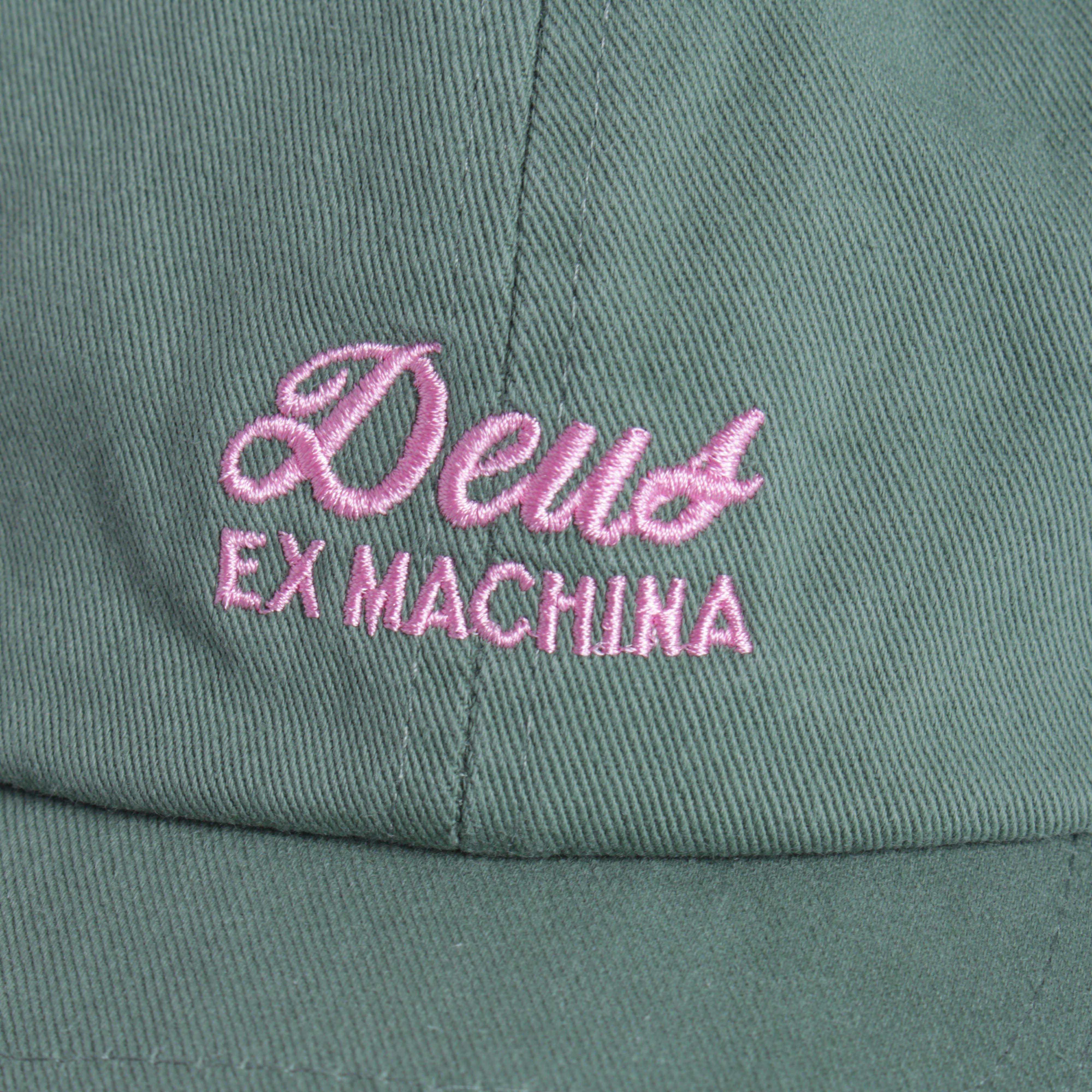 Deus Ex Machina Sunbleached Cap