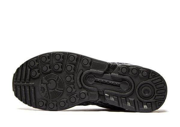 adidas zx flux black jd sports