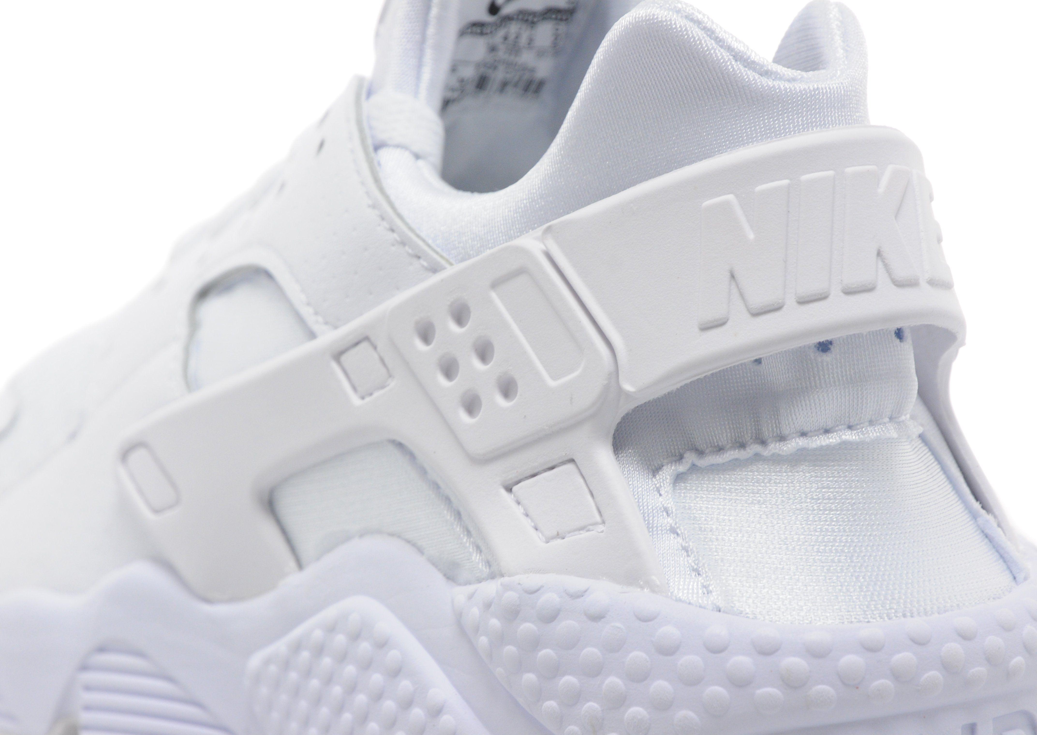 Nike Air Huarache 'Platinum White'