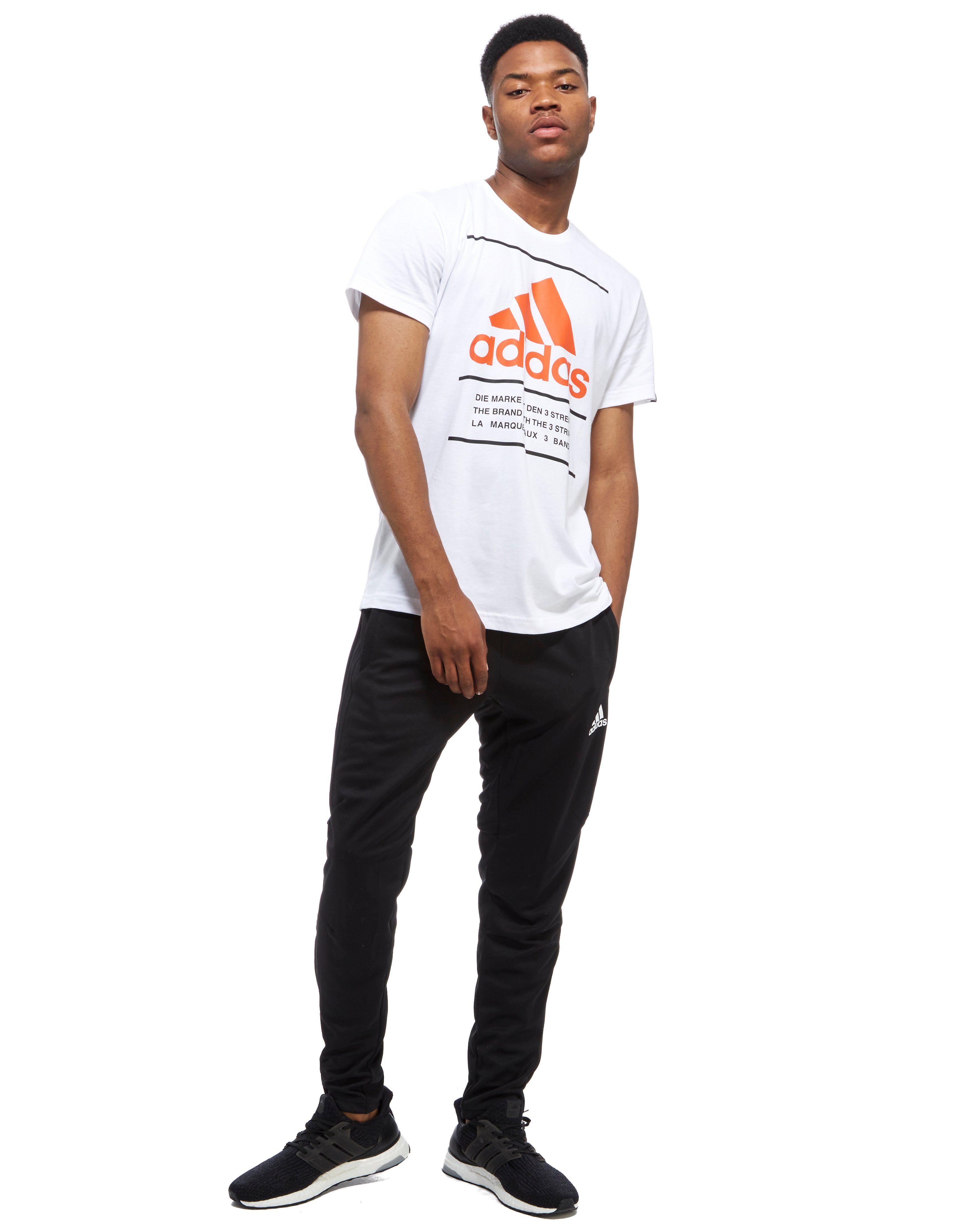adidas 3 Lines BOS T-Shirt