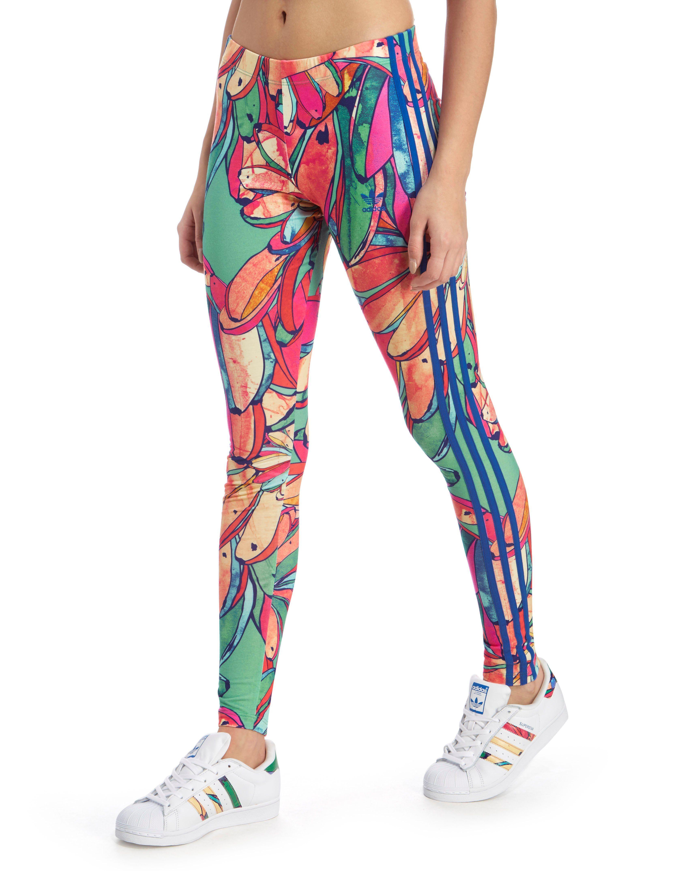 adidas Originals Farm Bananas 3-Stripes Leggings