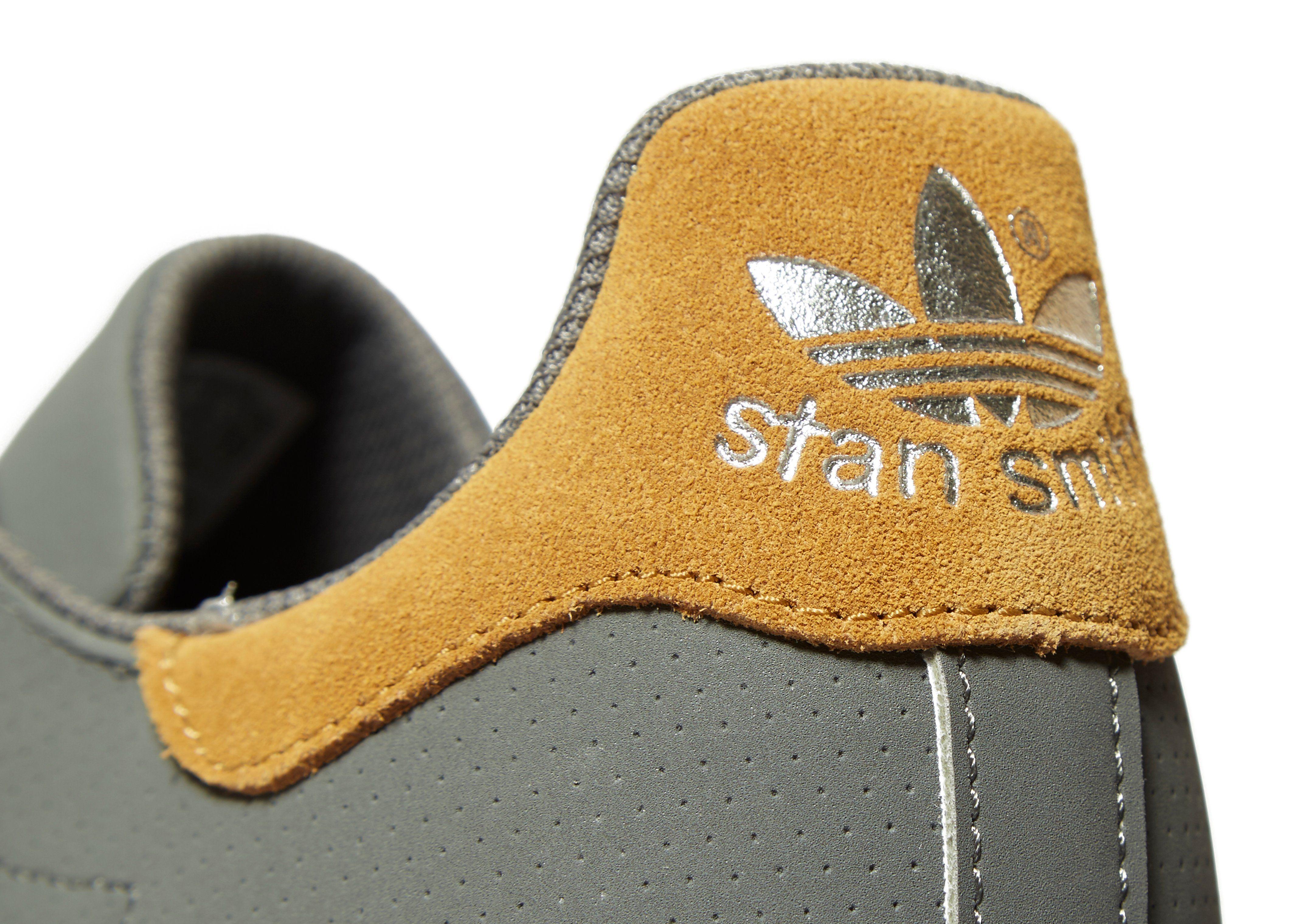 Rabatt 100% Authentische adidas Originals Stan Smith Vulc Grau Billig Großhandelspreis Genießen O07ZcgEUL