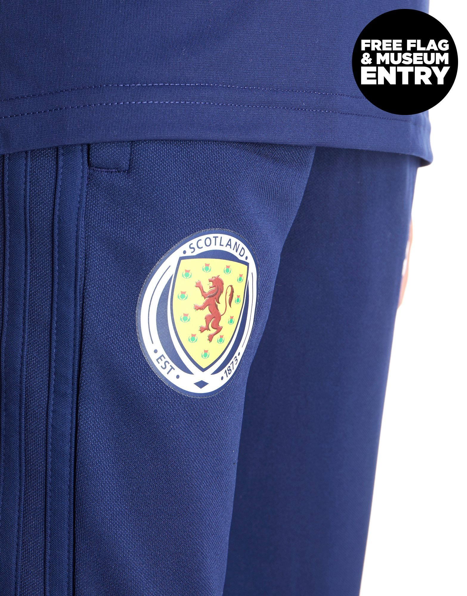 adidas Scotland FA 2018/19 Training Pants Junior