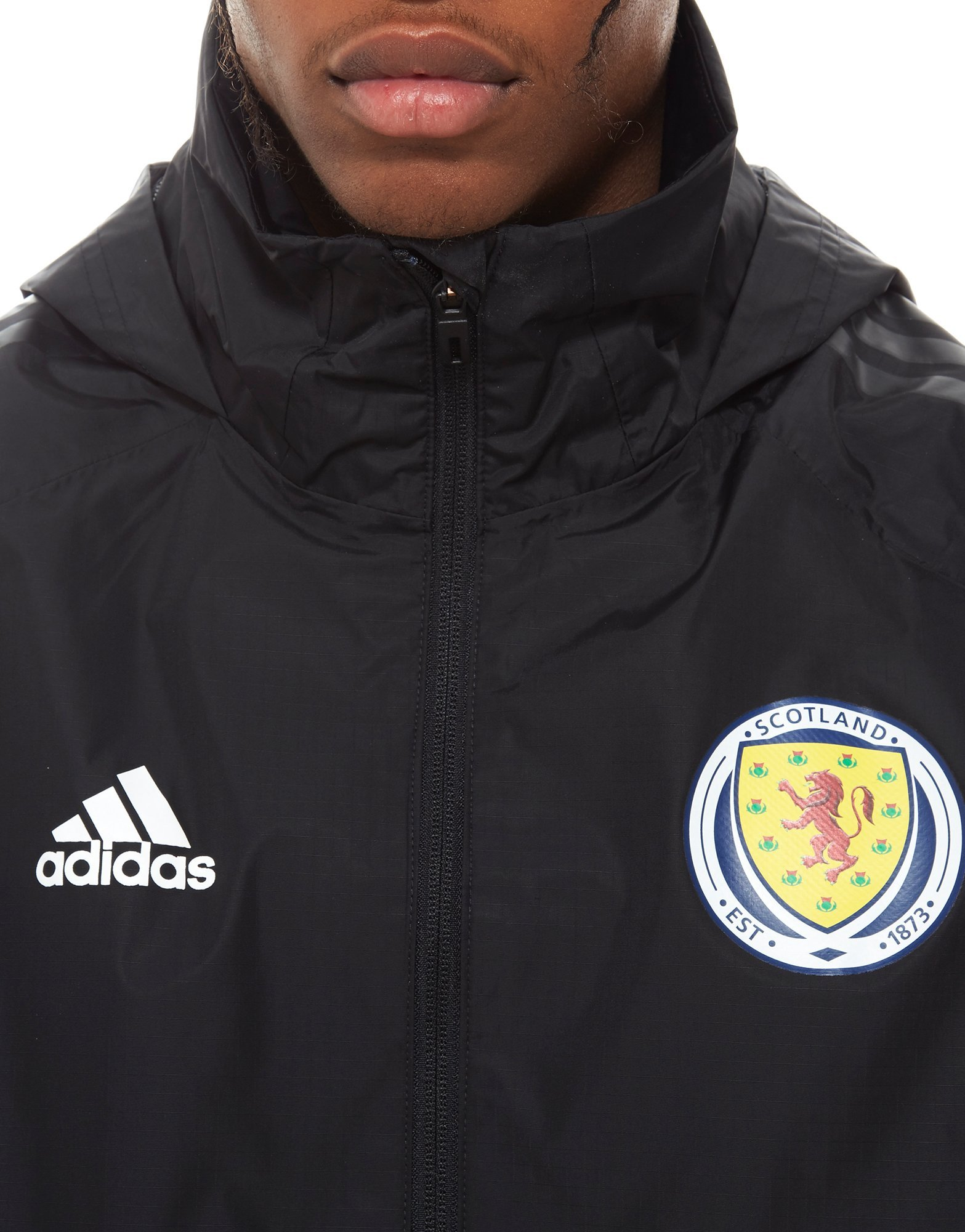 adidas Scotland FA 2018/19 Storm Jacket