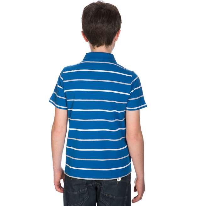 Lacoste Stripe Polo Shirt Junior