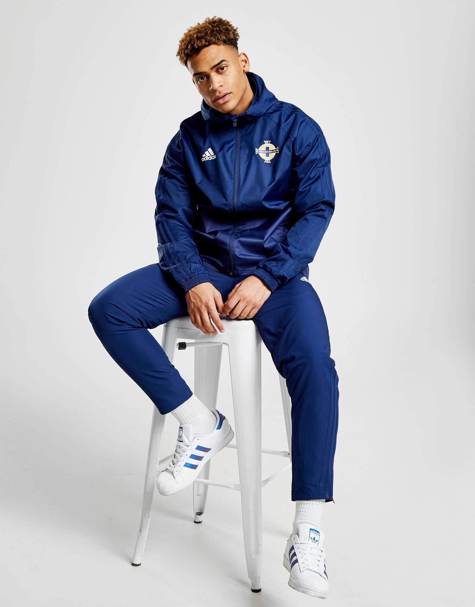 adidas Northern Ireland 2018/19 Rain Jacket