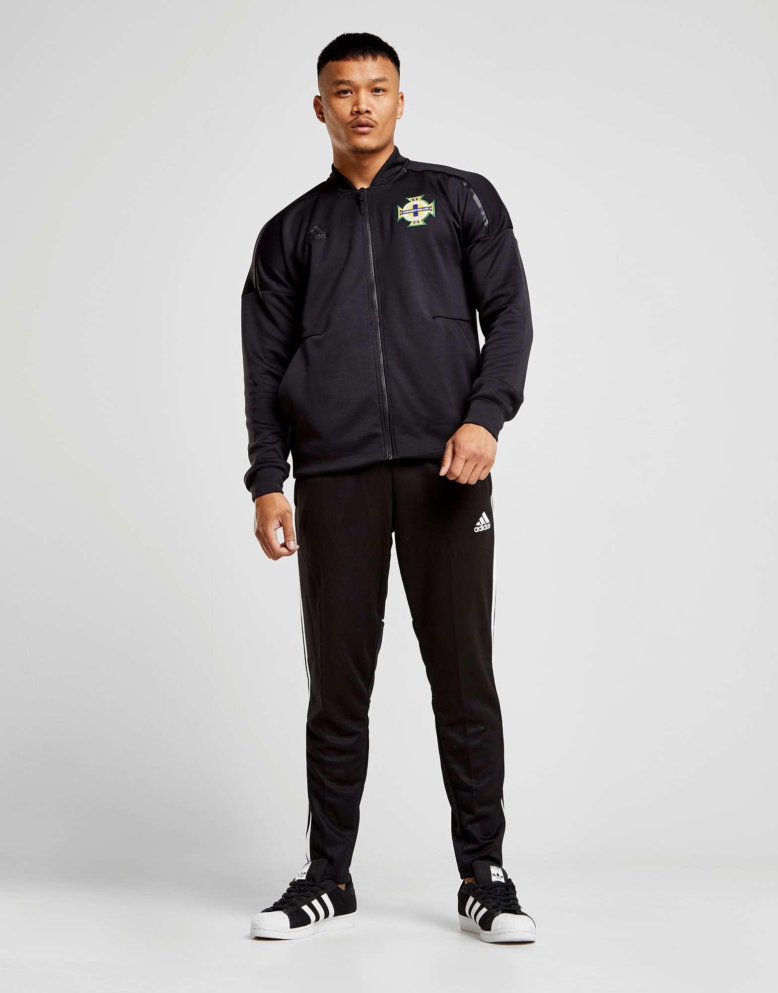 adidas Northern Ireland 2018/19 Anthem Jacket